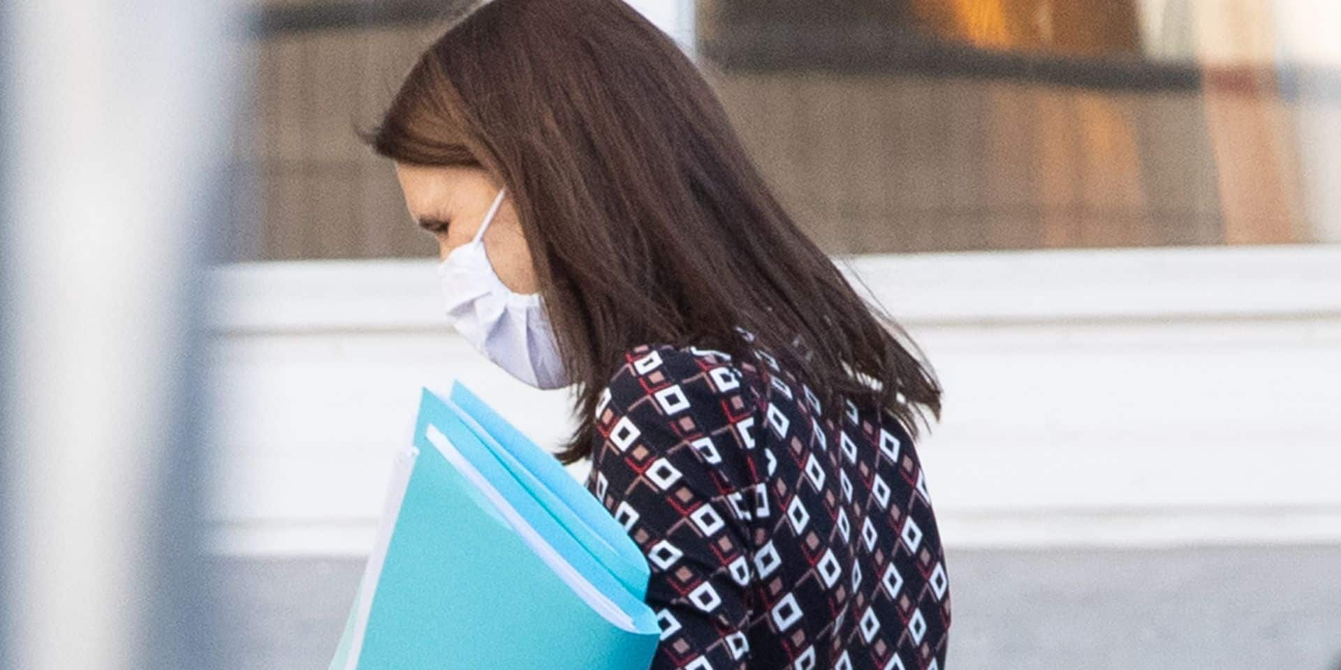 """Sophie Wilmès revient sur sa gestion de la crise sanitaire: """"Impossible de dire après coup que cette stratégie développée par les experts n'était pas la bonne"""""""