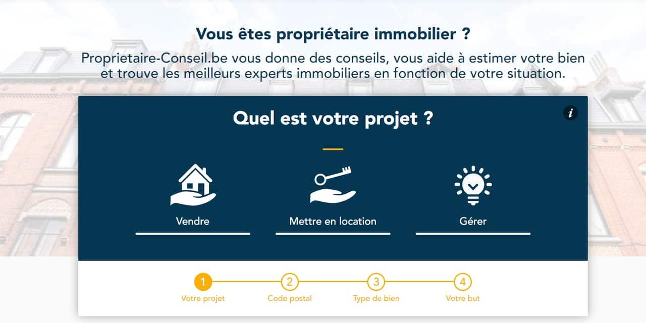 """IPM Group lance """"Propriétaire-conseil.be"""", un site dédié aux propriétaires de biens en Belgique"""