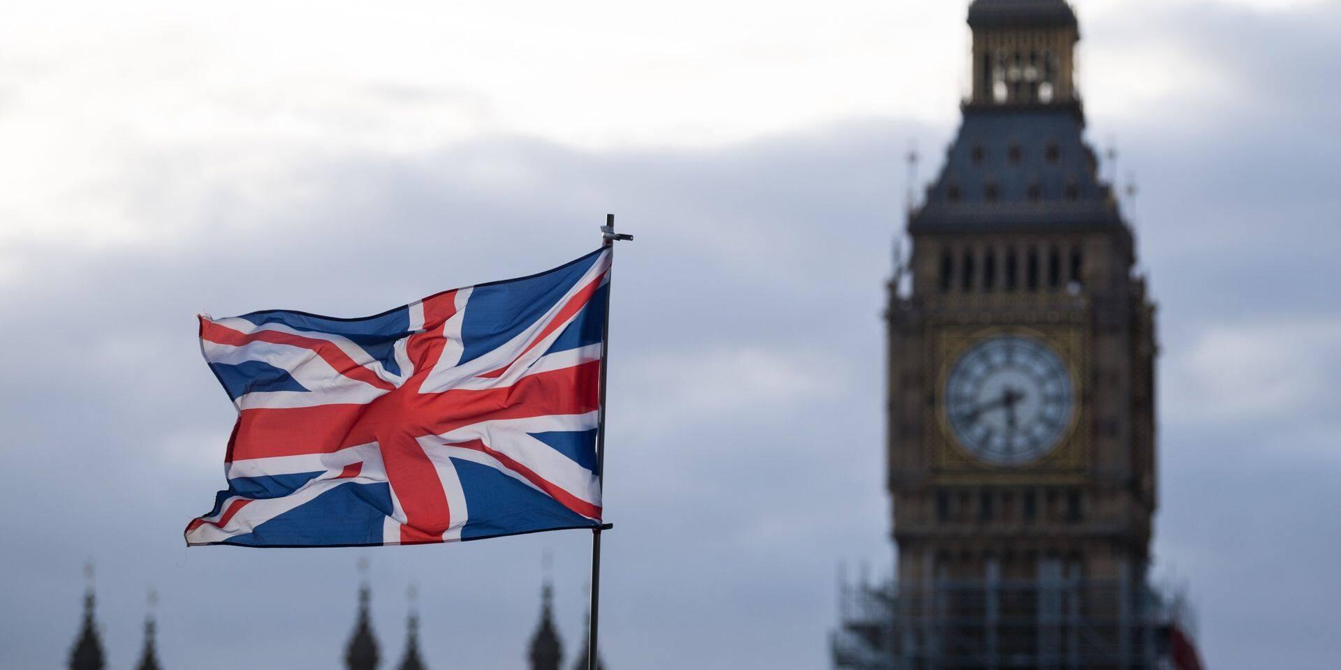 L'économie britannique s'effondre de 20% en avril, frappée par la pandémie