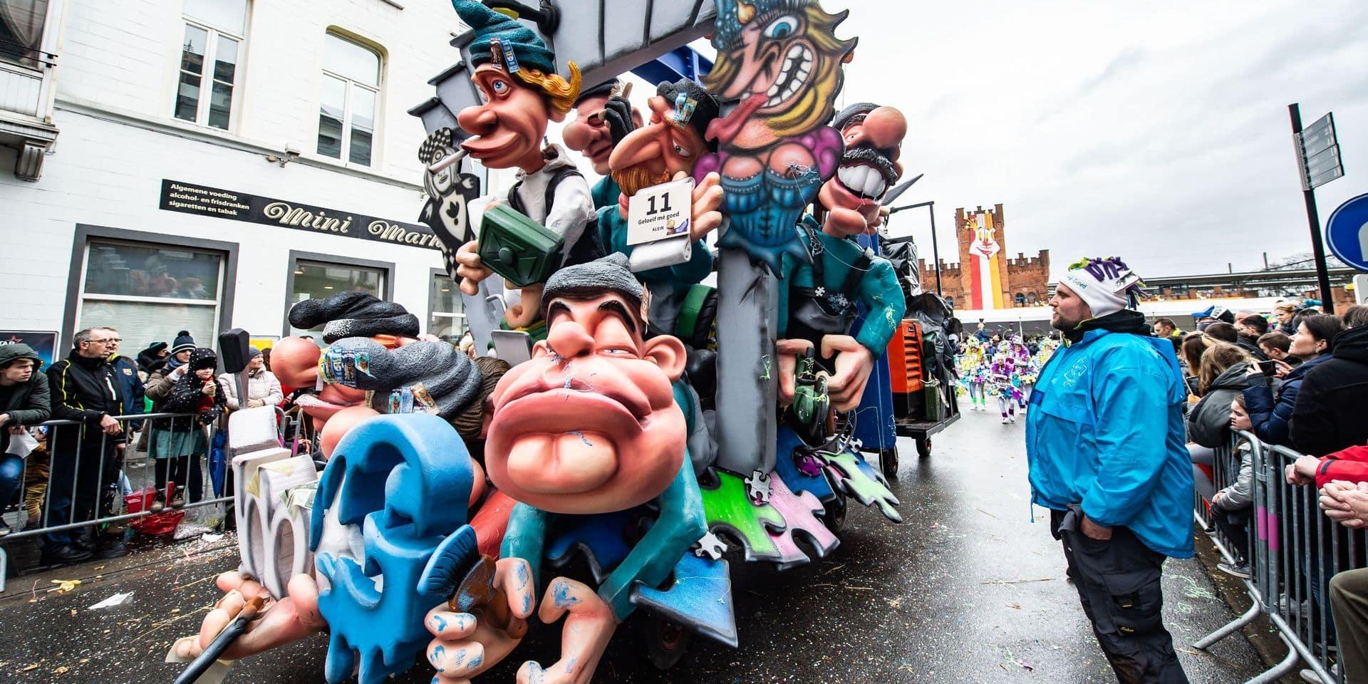 Interdire le carnaval d'Alost ? Le ministre flamand de l'Egalité des chances répond à Israël