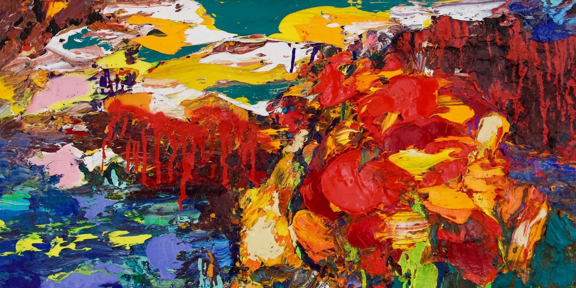 Gérard Stricher, la fureur de peindre