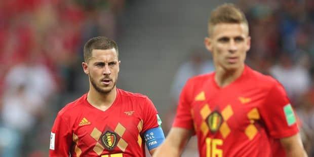 Enfants, les frères Hazard portaient le maillot... français! (PHOTO) - La Libre