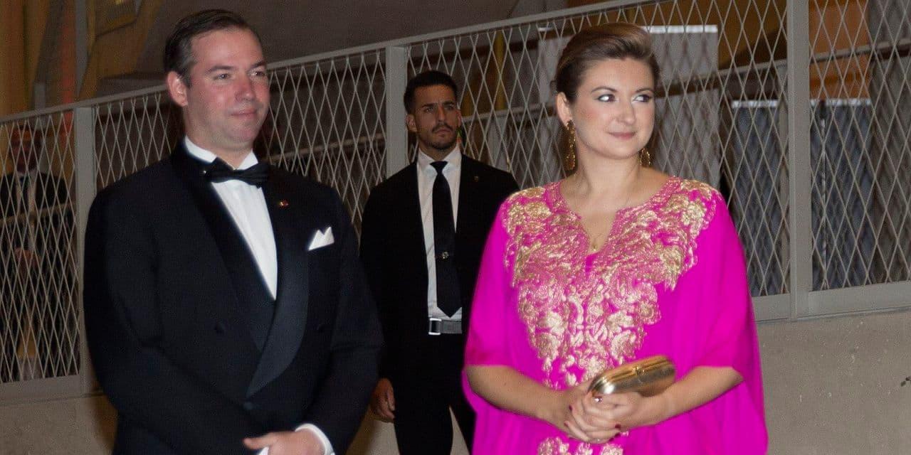 Le grand-duc héritier de Luxembourg et son épouse Stéphanie attendent leur premier enfant