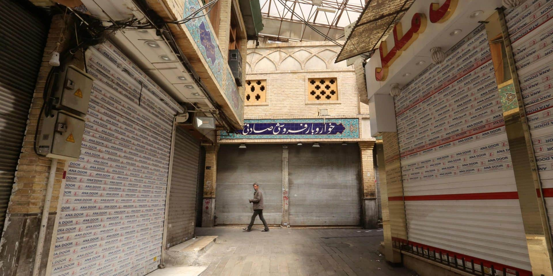 Coronavirus : malgré la catastrophe sanitaire, l'Iran va lever le confinement