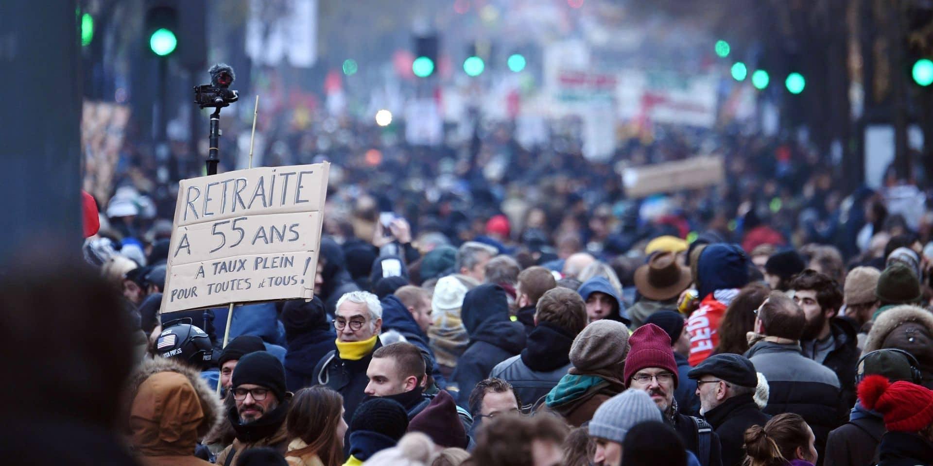 France: récit d'une journée pas comme les autres, plus de 1,5 million de personnes dans la rue
