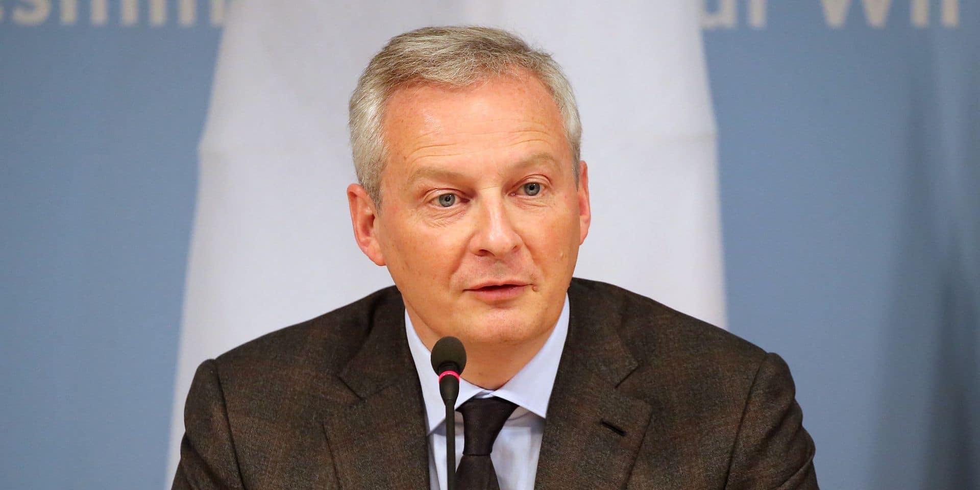 Union européenne: Paris veut que les règles de discipline budgétaire soient aussi suspendues en 2021