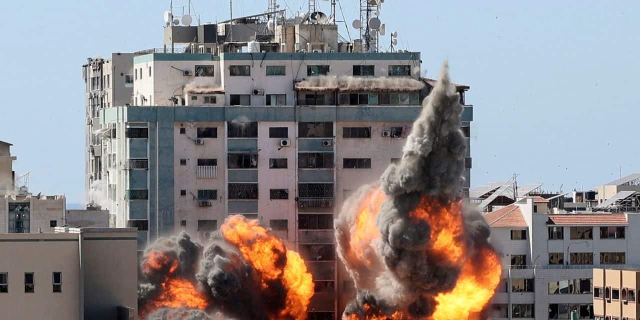 """""""Israël doit être tenu responsable de ses crimes contre journalistes et civils"""", estime la Fédération internationale des journalistes"""