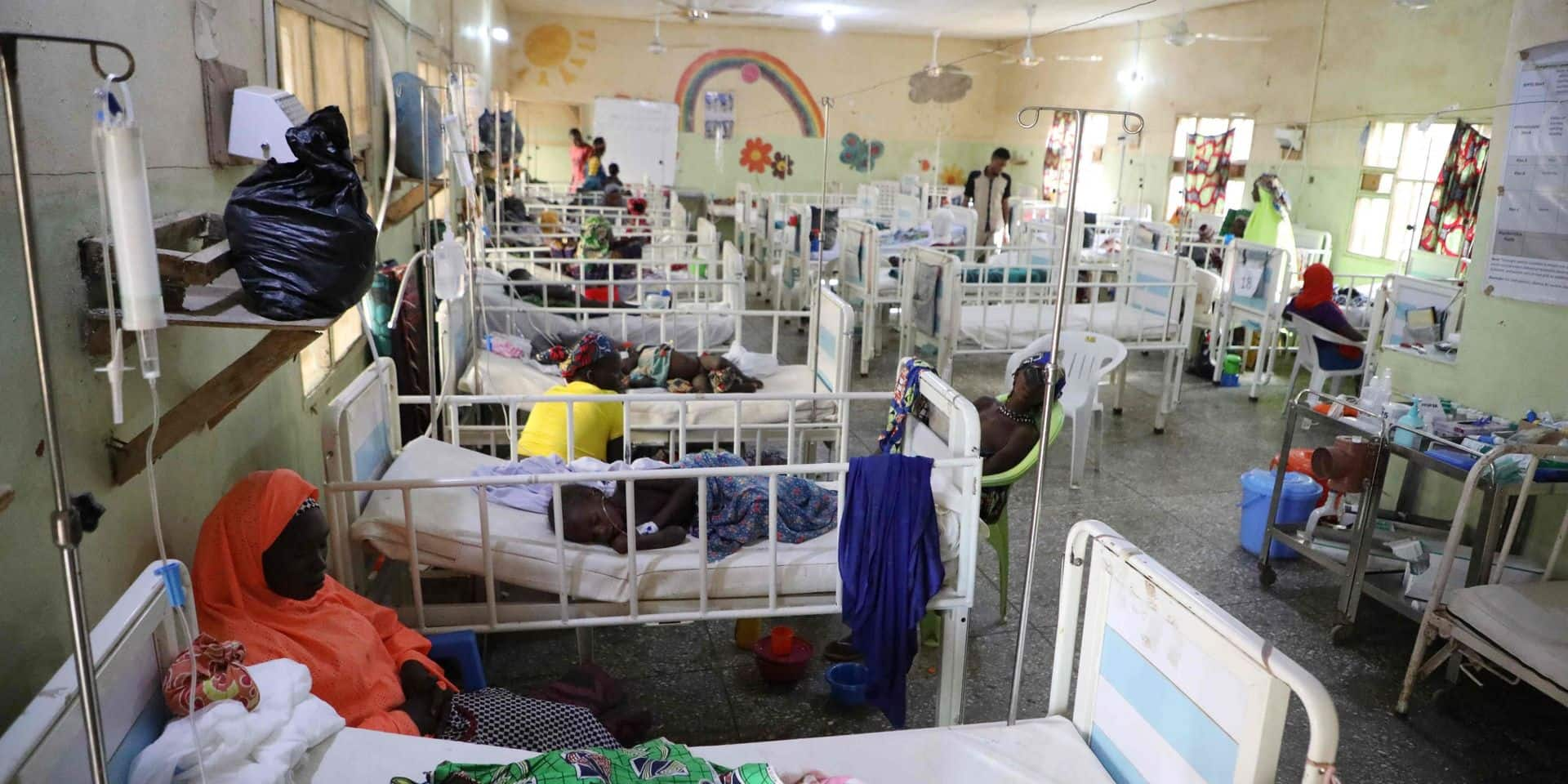 """""""Urgence humanitaire"""" dans le nord-ouest du Nigeria"""