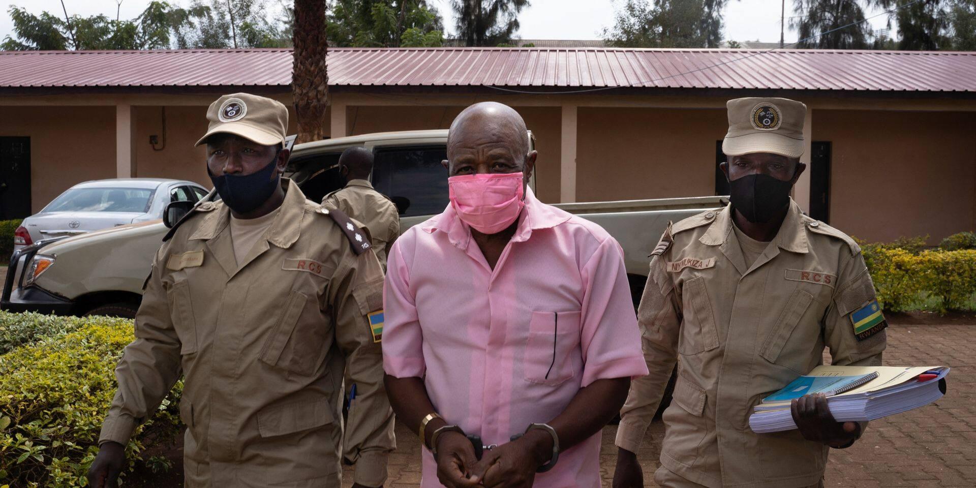 Rwanda : Accusation de financement d'activités terroristes retenue contre Paul Rusesabagina