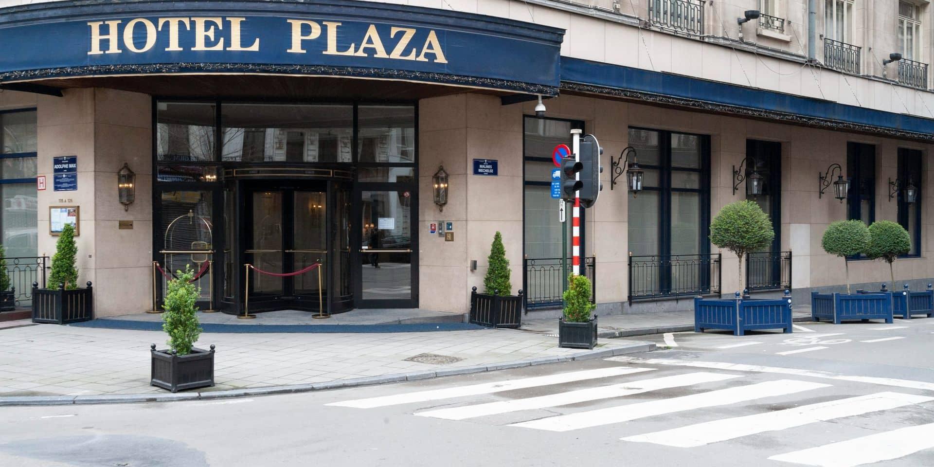 Le rétablissement des hôtels bruxellois ne se fera pas avant... 2023 ou 2024