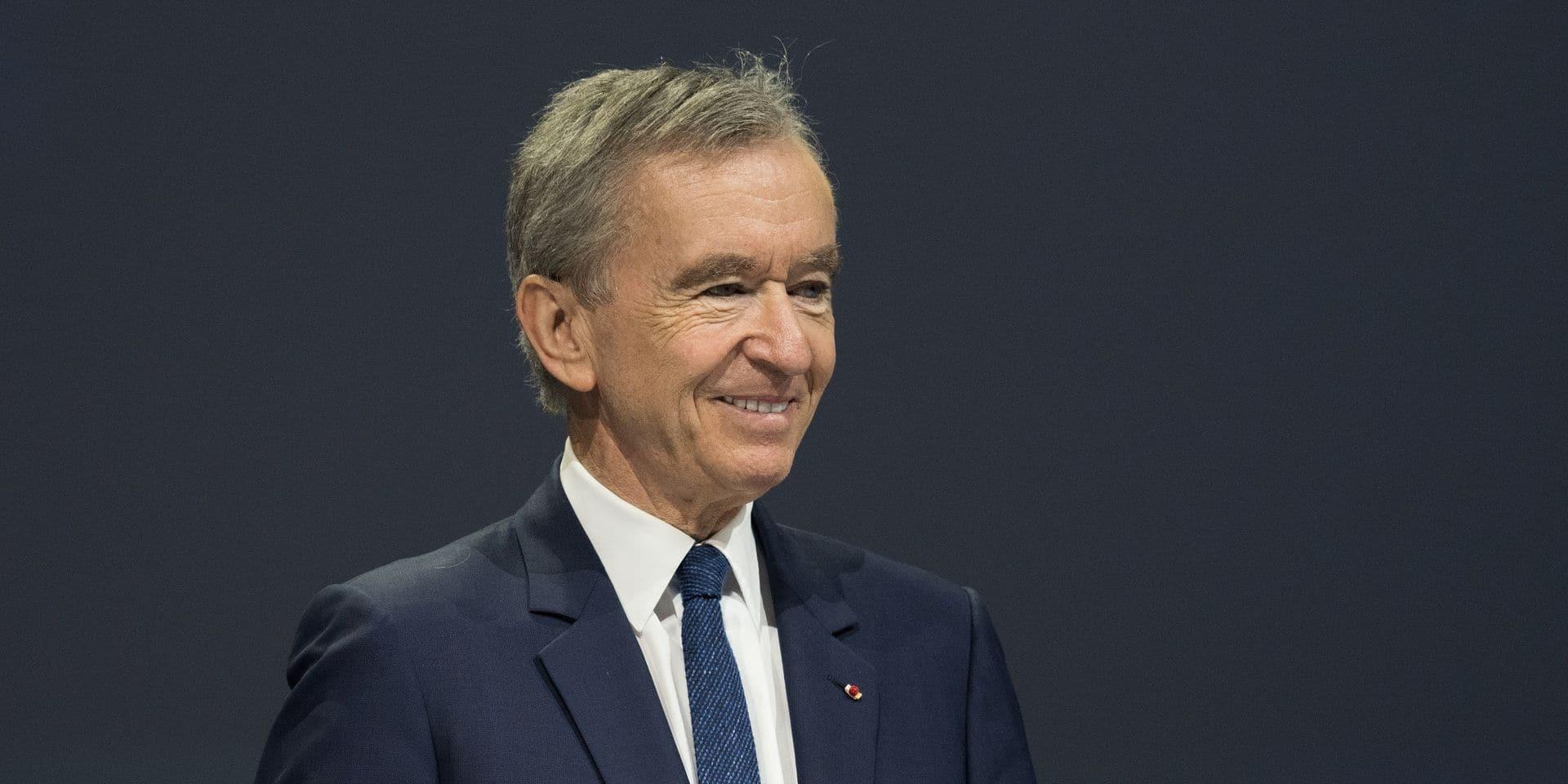 Le Groupe Arnault approuve son arrivée dans la holding de Lagardère