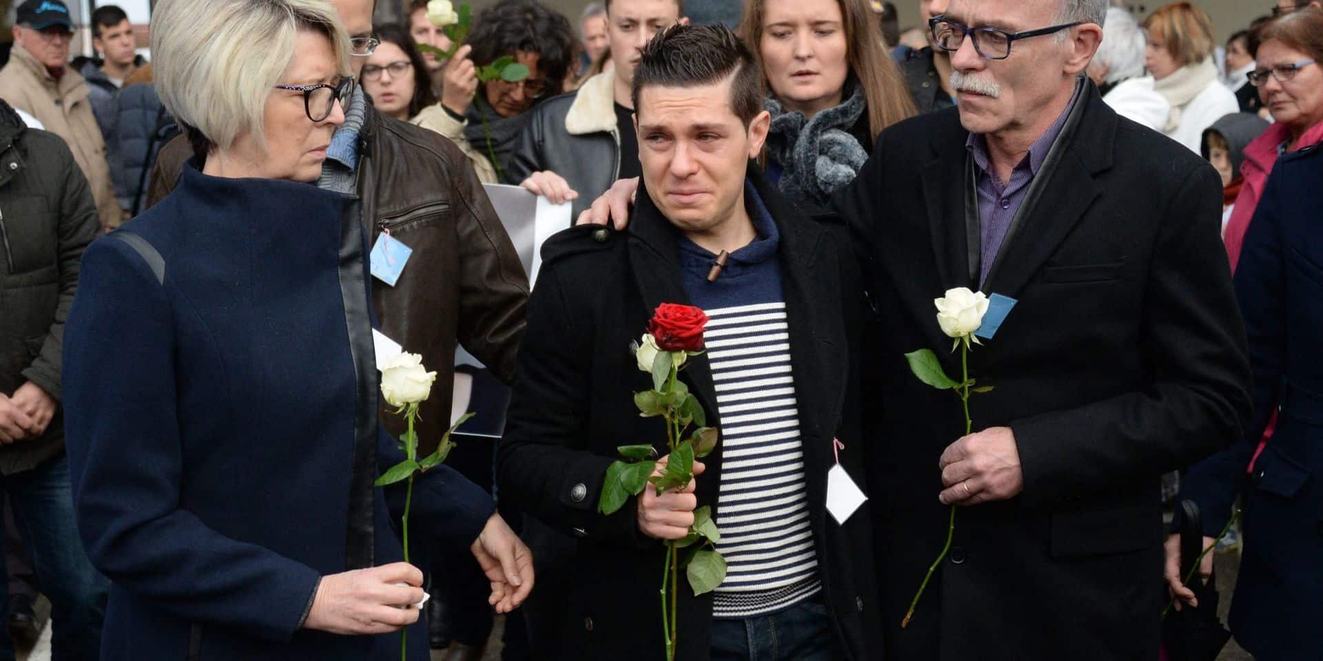 Jonathann Daval condamné à verser 165.000 euros de dommages-intérêts aux proches de la victime