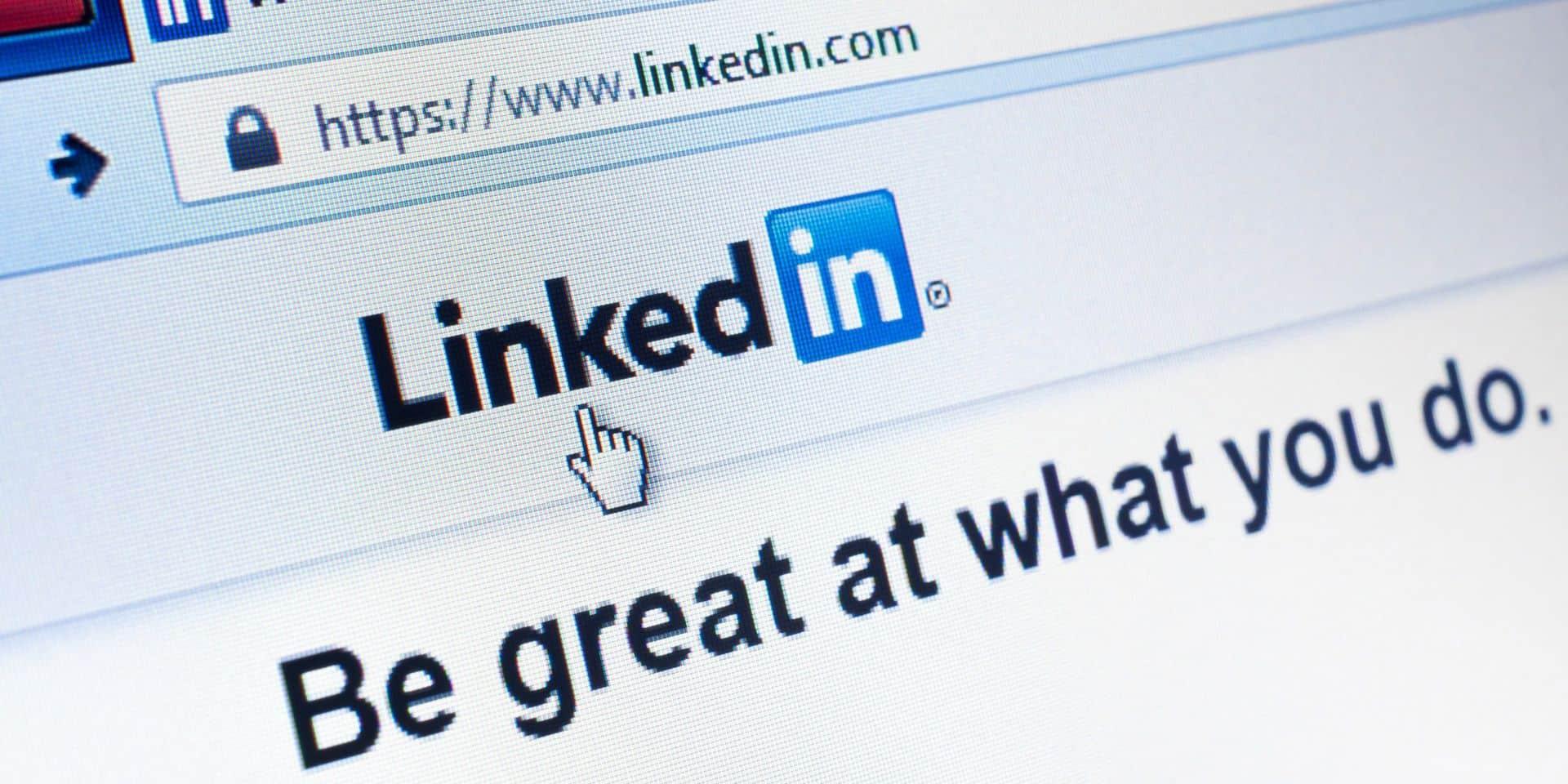 """Si votre poste s'intitule """"Web project manager"""" sur LinkedIn, le fichier .zip malveillant va s'appeler """"Web project manager position""""."""