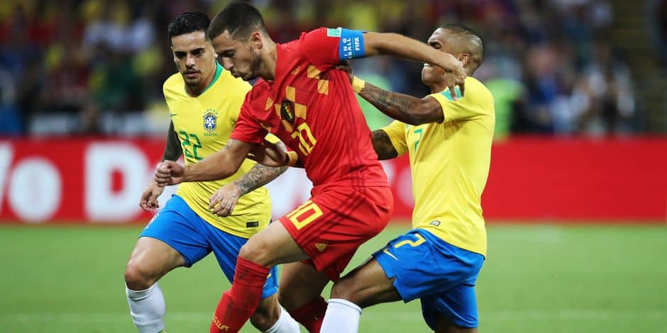 Hazard assure que Mbappé... mérite déjà le Ballon d'Or — PSG