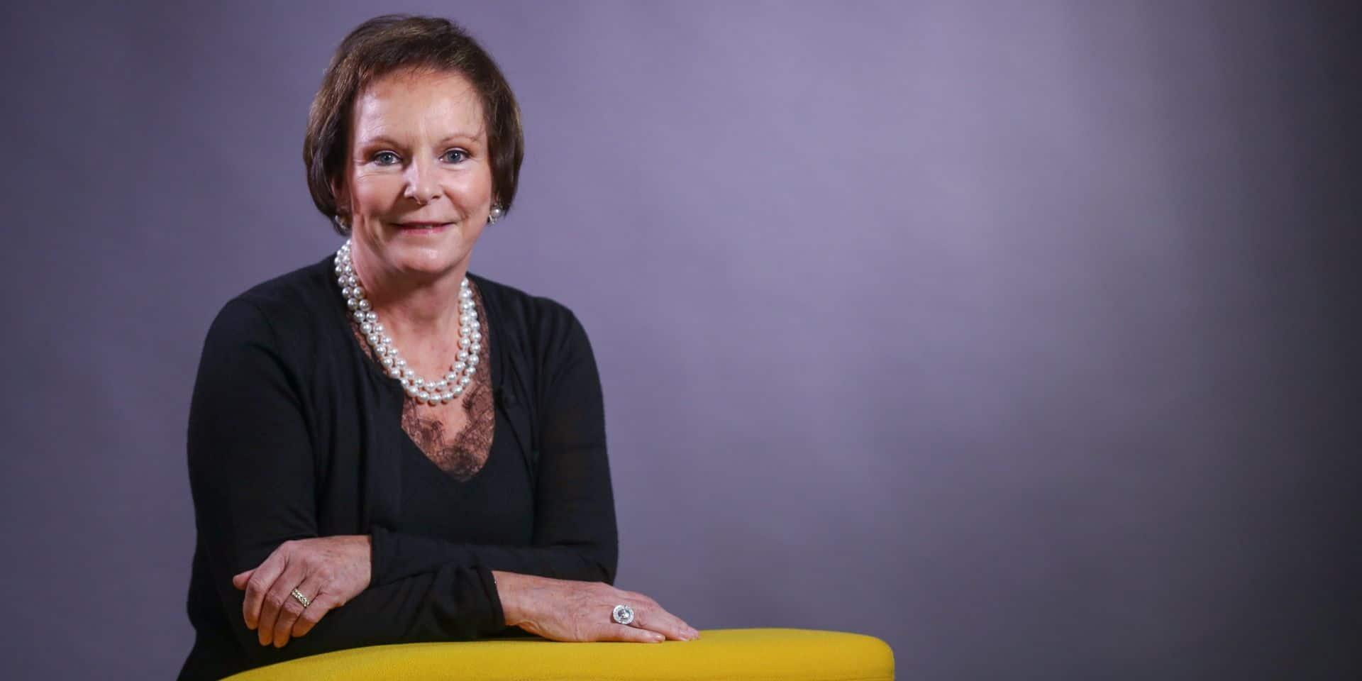 """Marcia De Wachter: """"La Belgique ne bouge que quand elle est au pied du mur"""""""