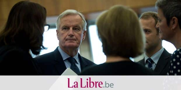 Michel Barnier dément la conclusion d'un accord — Brexit