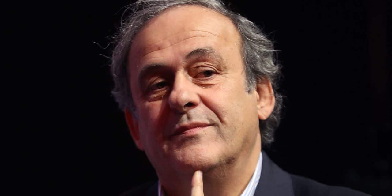 """Michel Platini tacle Kevin De Bruyne : """"Qu'il aille se plaindre auprès des hommes politiques de son pays !"""""""