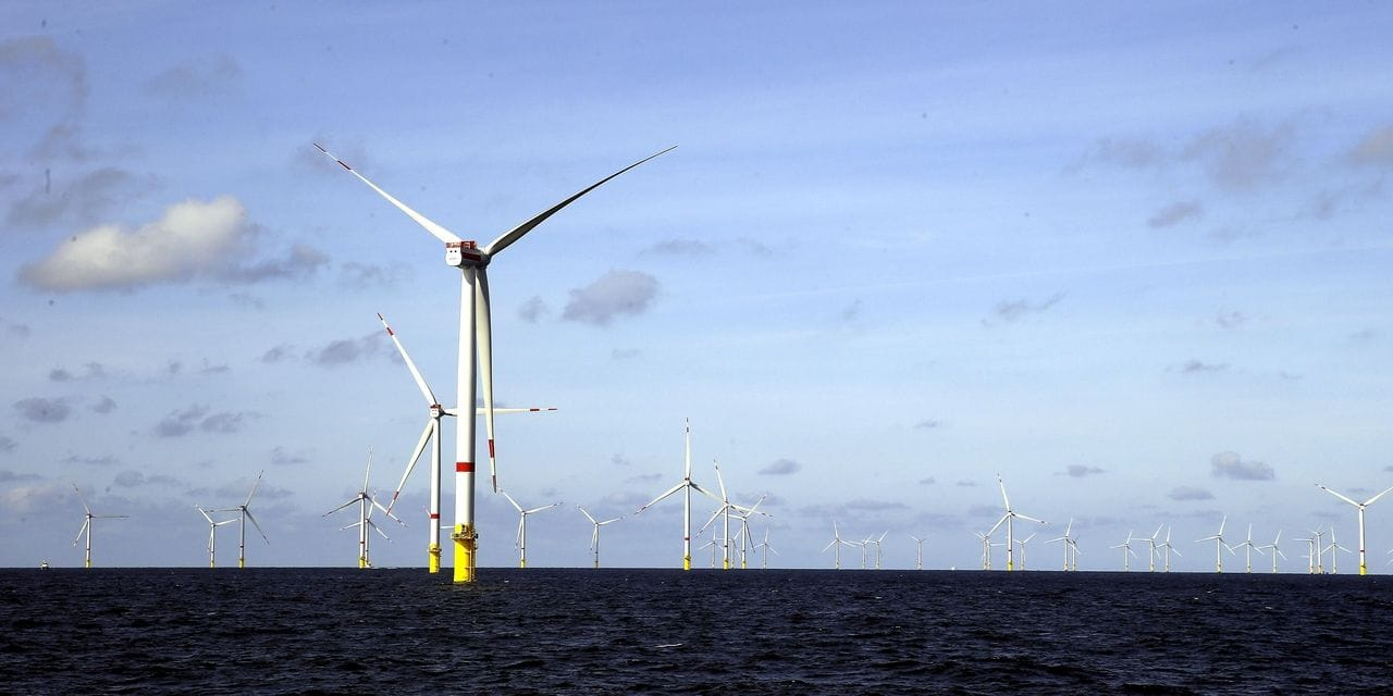 Ambitieux objectif pour l'Europe qui veut multiplier par 25 l'éolien offshore