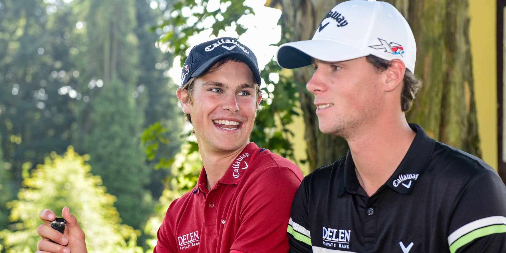Pieters et Detry: deux Thomas pour un drapeau!