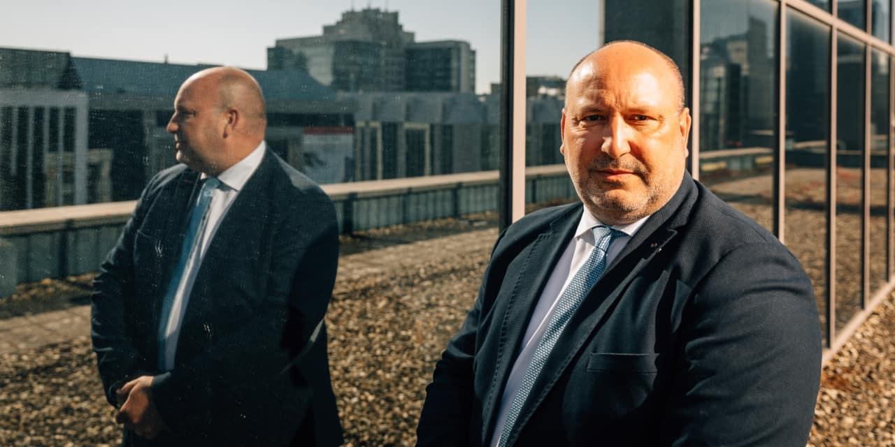"""Pascal Pétry, numéro deux de la Sûreté de l'Etat: """"Certains services étrangers ont plusieurs centaines d'agents en Belgique"""""""