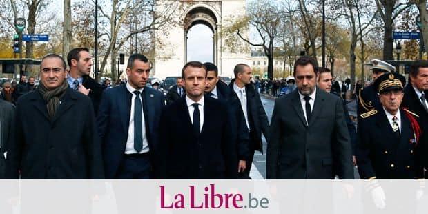 Le gouvernement Macron cherche d'urgence la sortie   MARIE WOLFROM   Europe — Gilets jaunes
