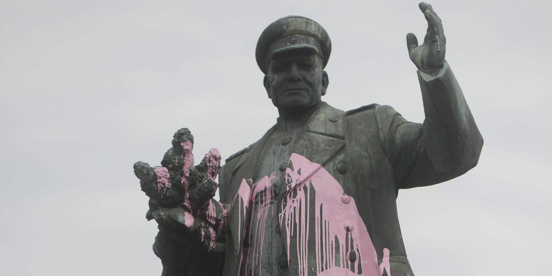 La statue de la discorde entre Moscou et des maires de Prague