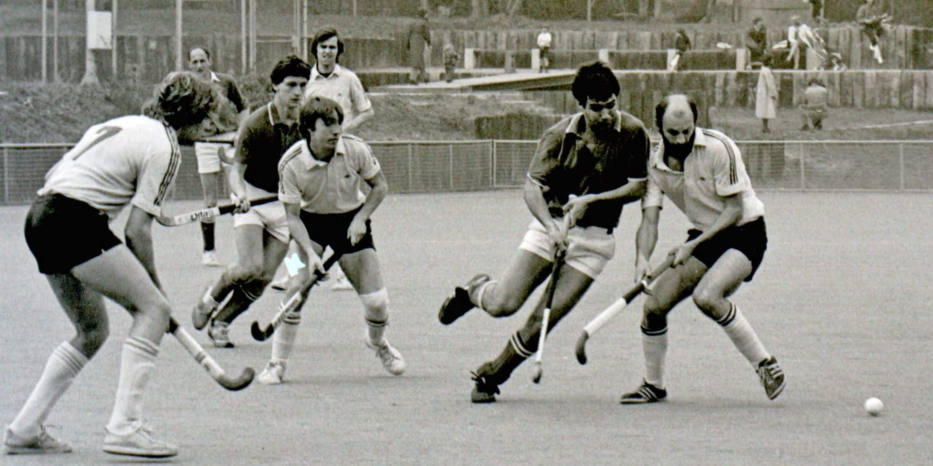 Guy Miserque, le joueur tout à droite de la photo, nous a quitté à l'âge de 74 ans.