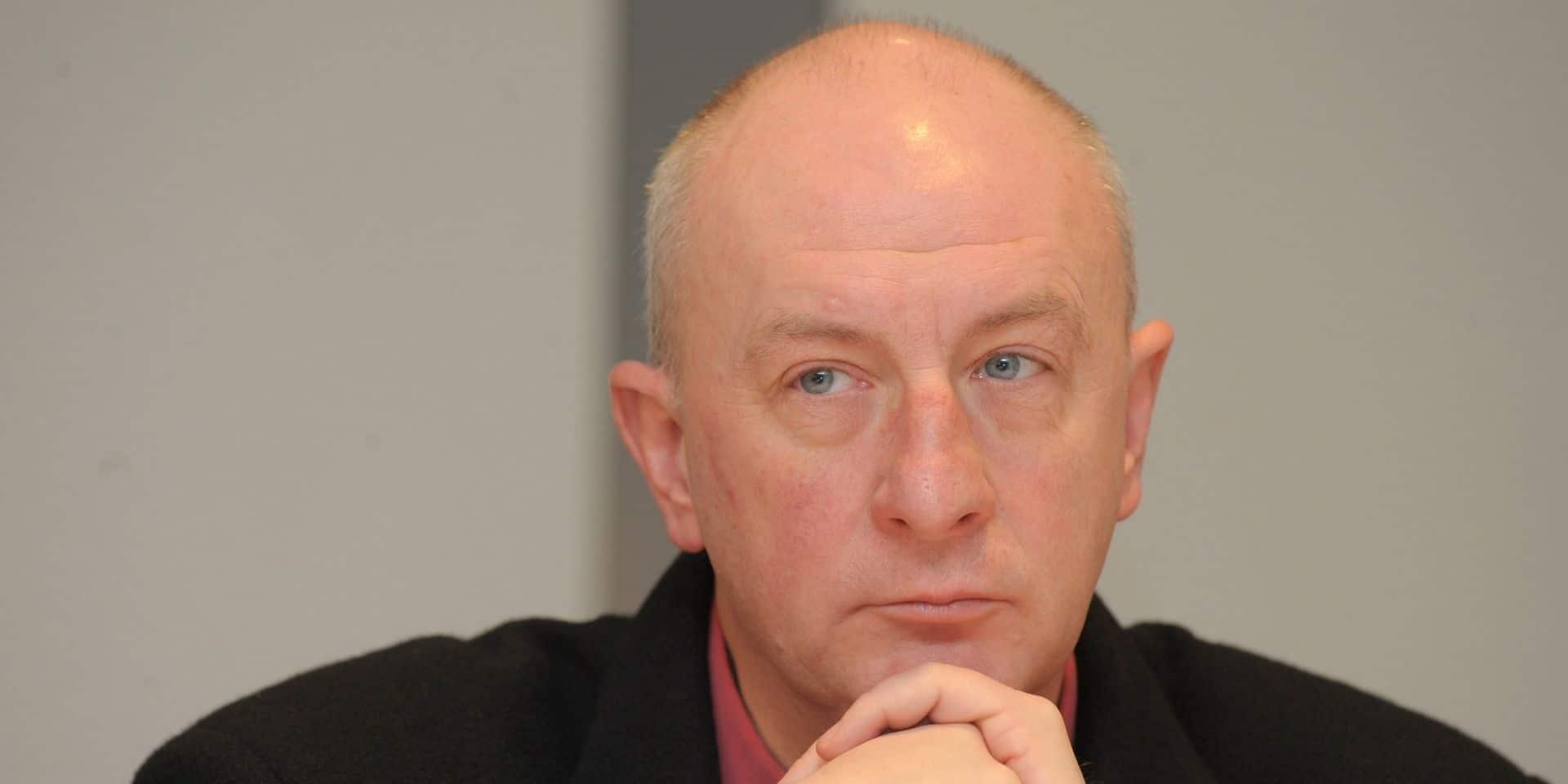 """Daniel Boccar, secrétaire général de l'ACFF: """"Nous devons accompagner les clubs amateurs pour envisager la suite"""""""