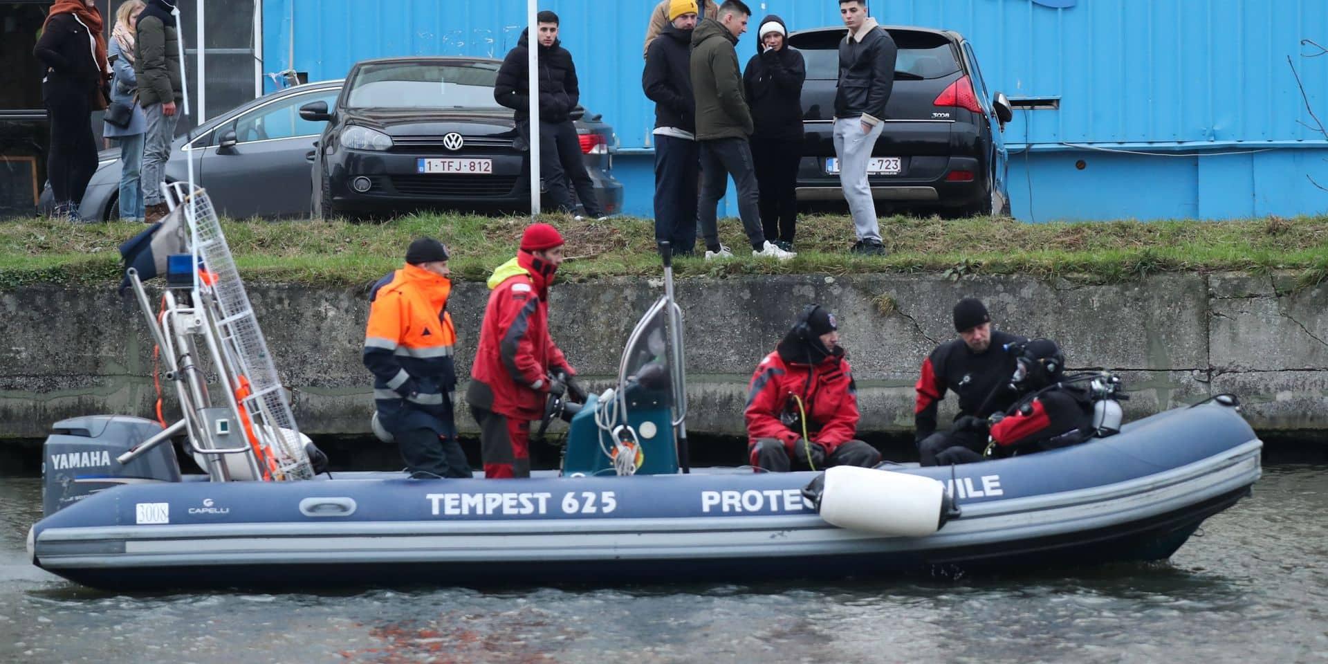 Le corps sans vie de Frederik Vanclooster a été retrouvé