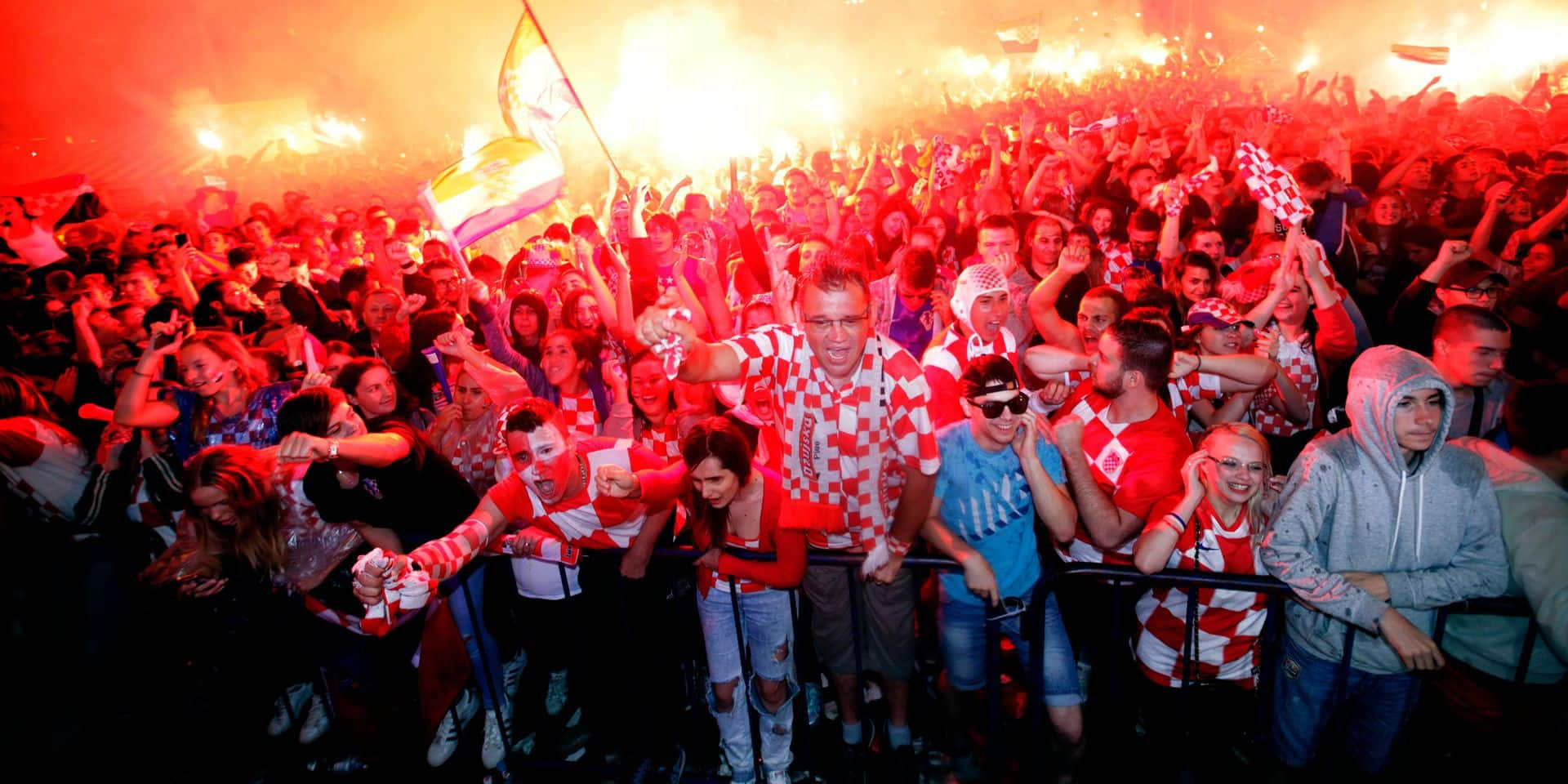 En Croatie, le football exacerbe la fierté nationale (ECLAIRAGE)