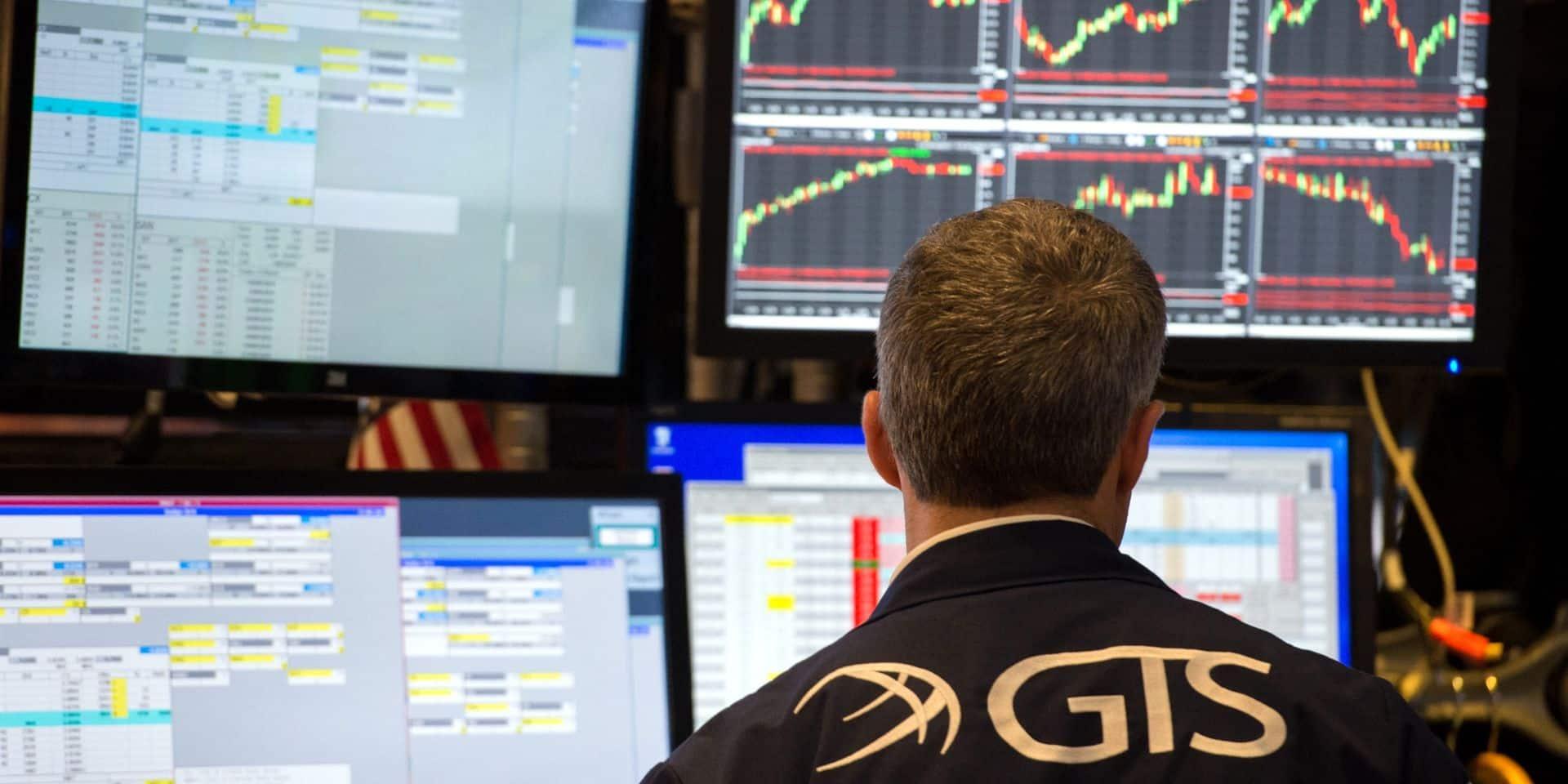La Bourse de New York démarre la semaine en ordre dispersé