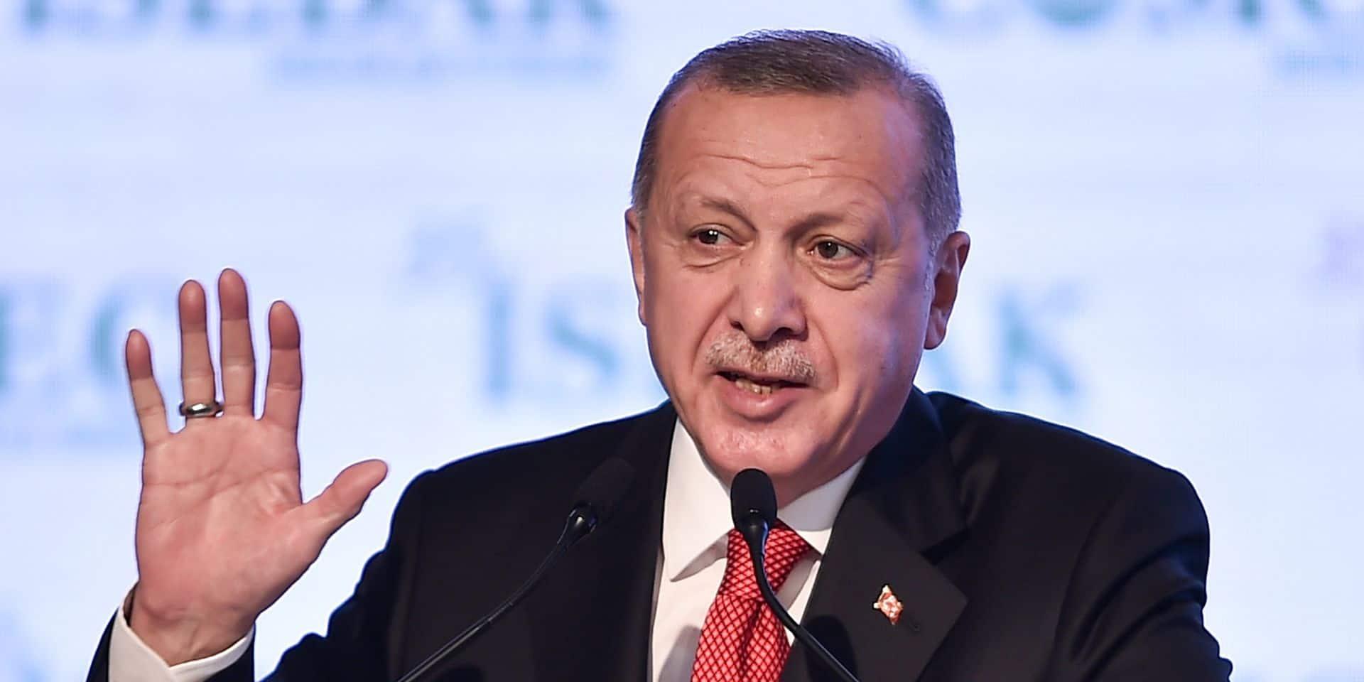 Erdogan envoie plus d'imams que jamais en Belgique