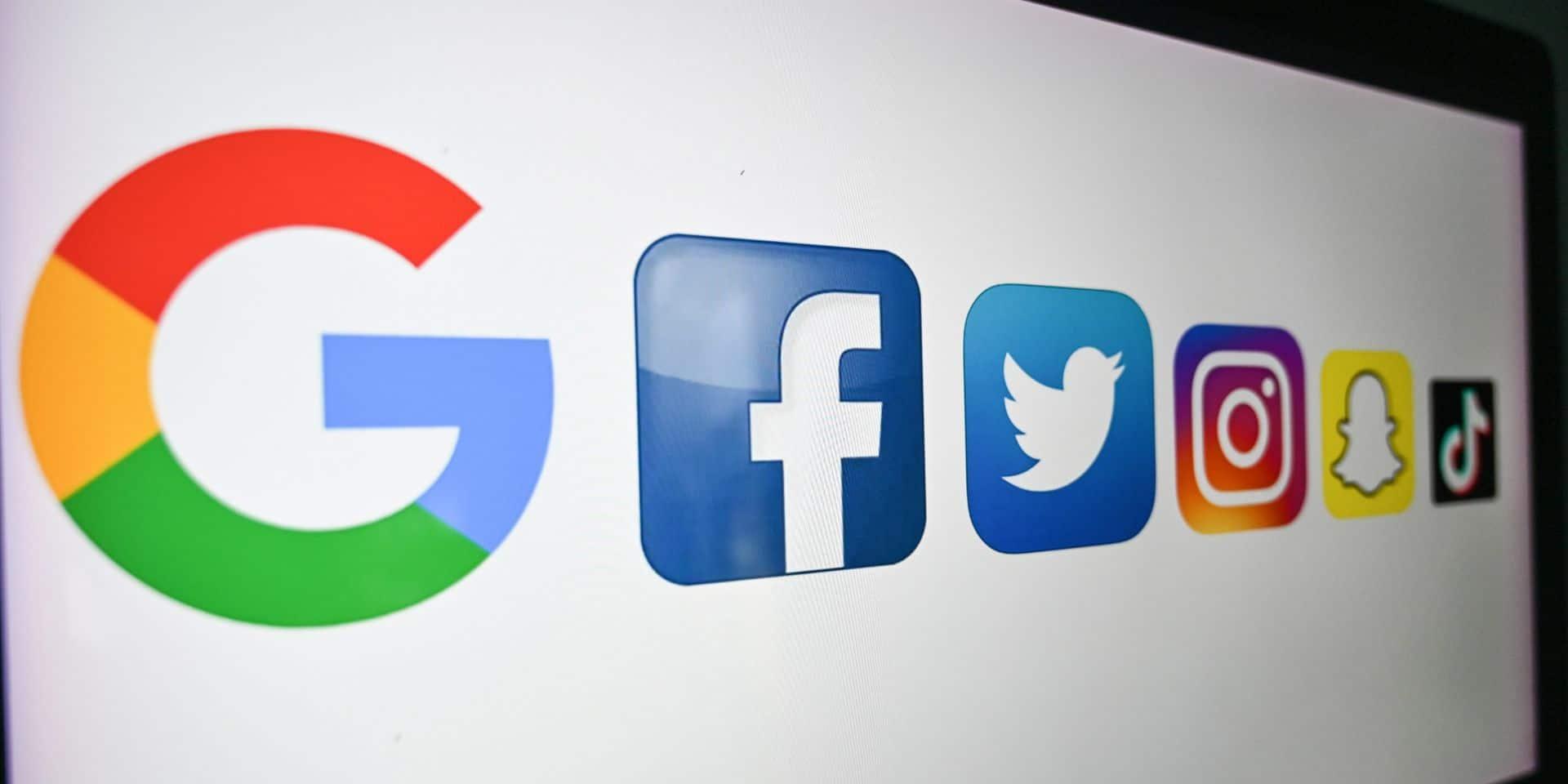 L'Australie veut prendre une mesure forte vis-à-vis de Facebook et Google.