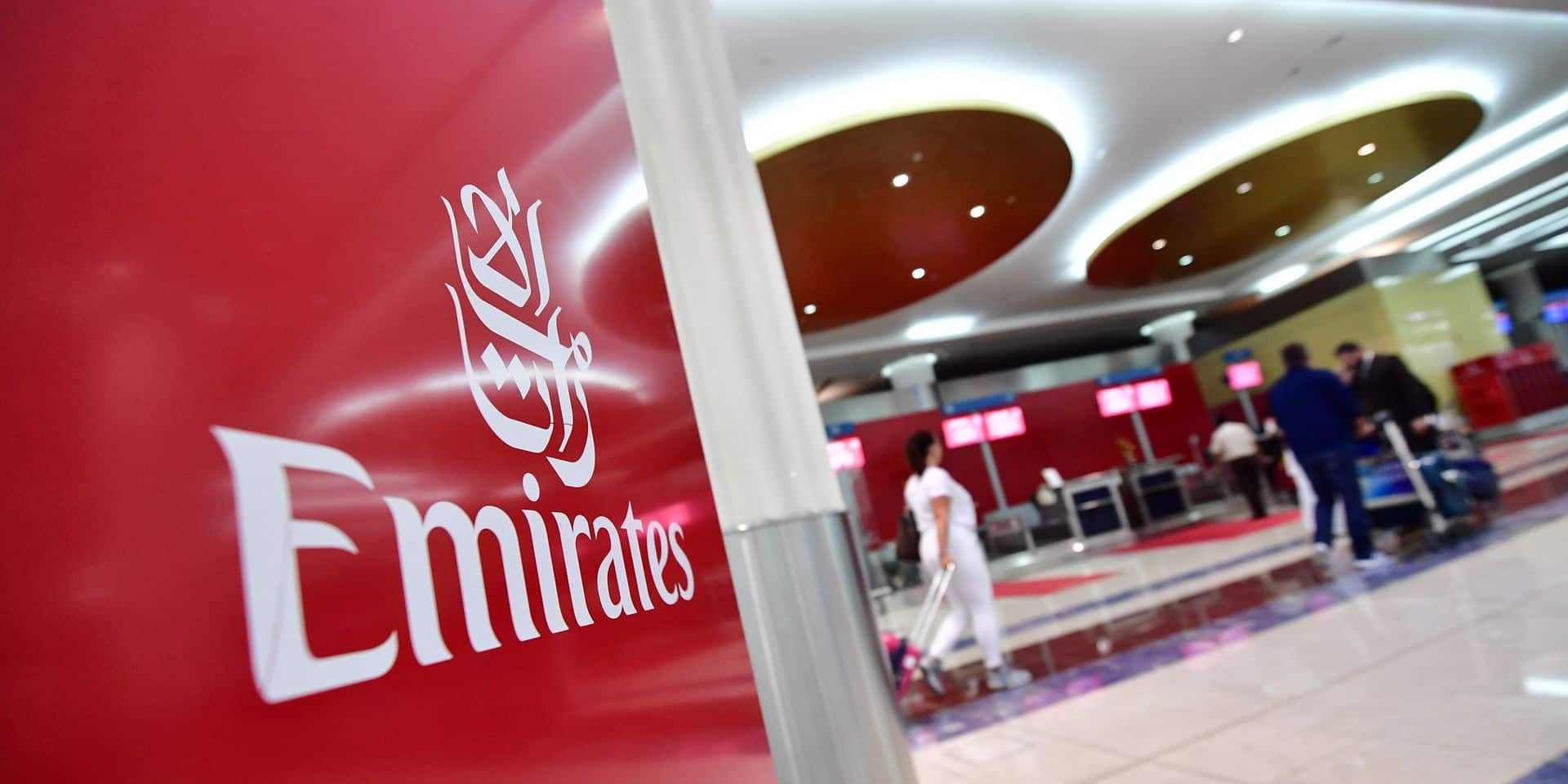 Emirates pourrait supprimer jusqu'à 9.000 emplois