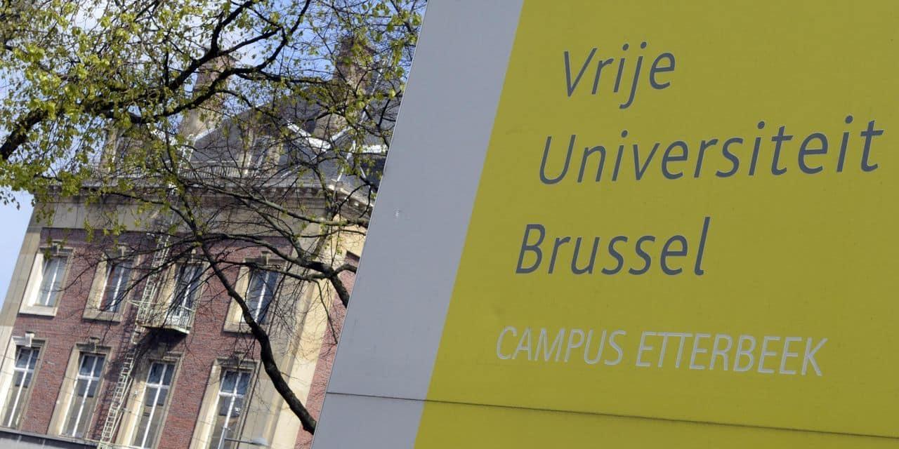 La VUB inaugure la plus grande extension de campus de son histoire