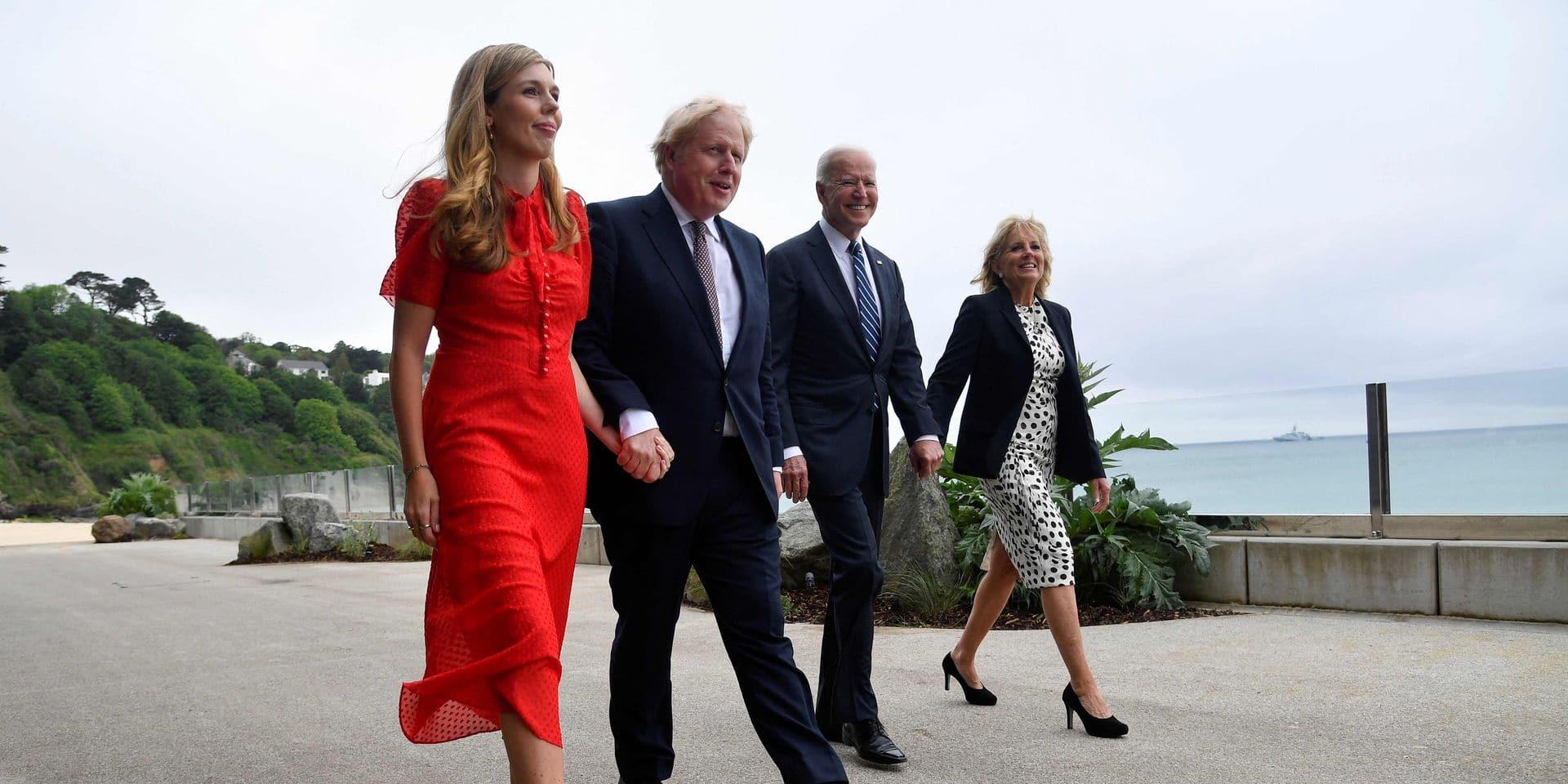 Boris Johnson et Joe Biden remettent les compteurs à zéro à la veille du G7