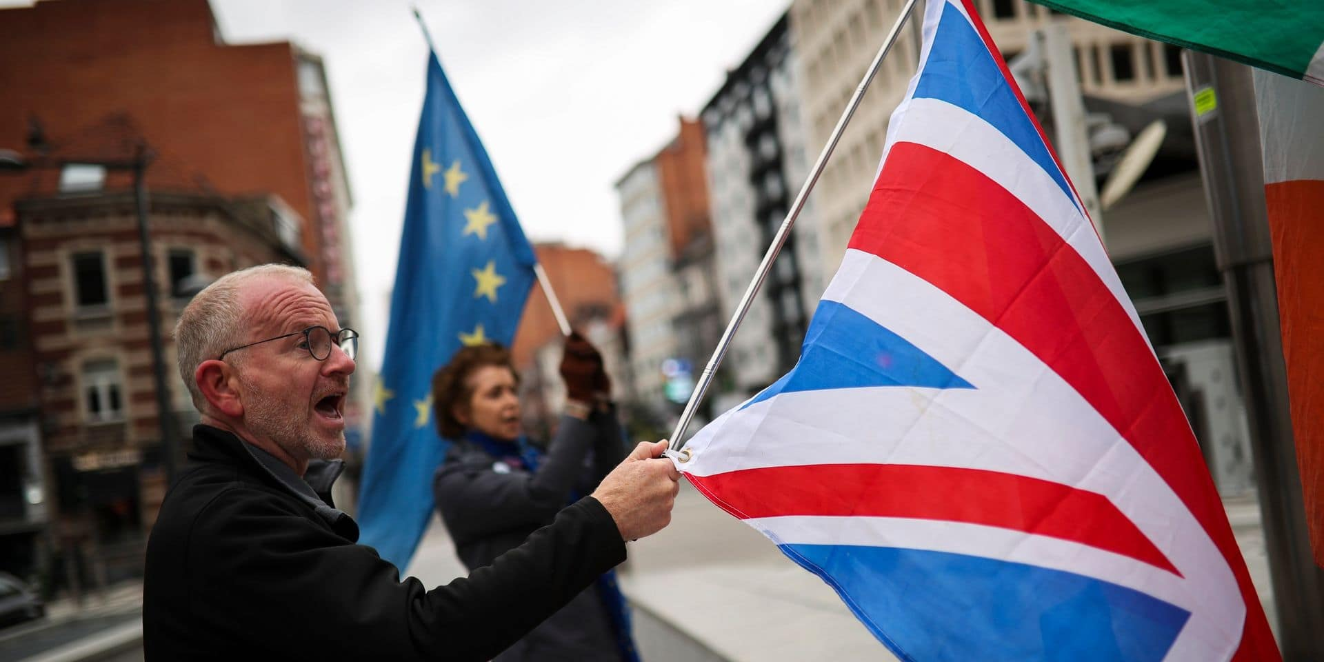 """Accord? """"No deal""""? Report? Les scénarios du Brexit"""