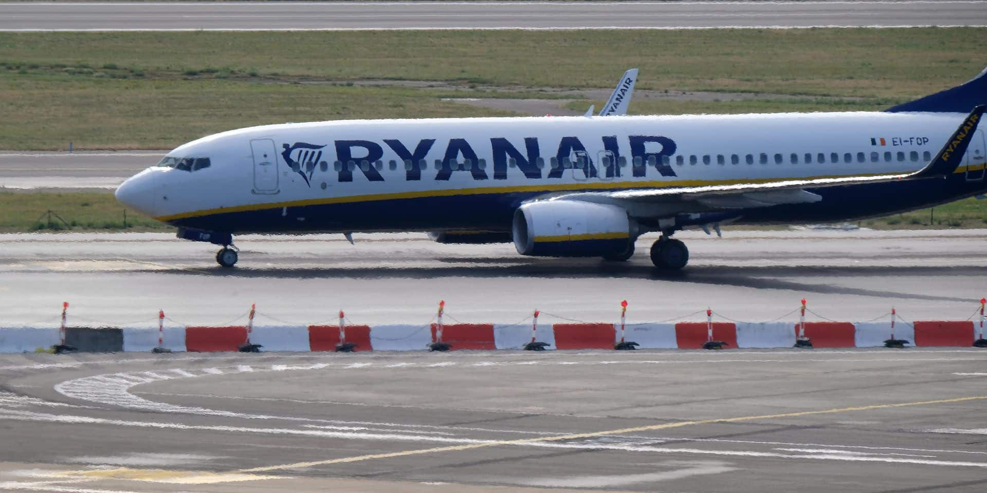 Ryanair va fermer des bases aéroportuaires