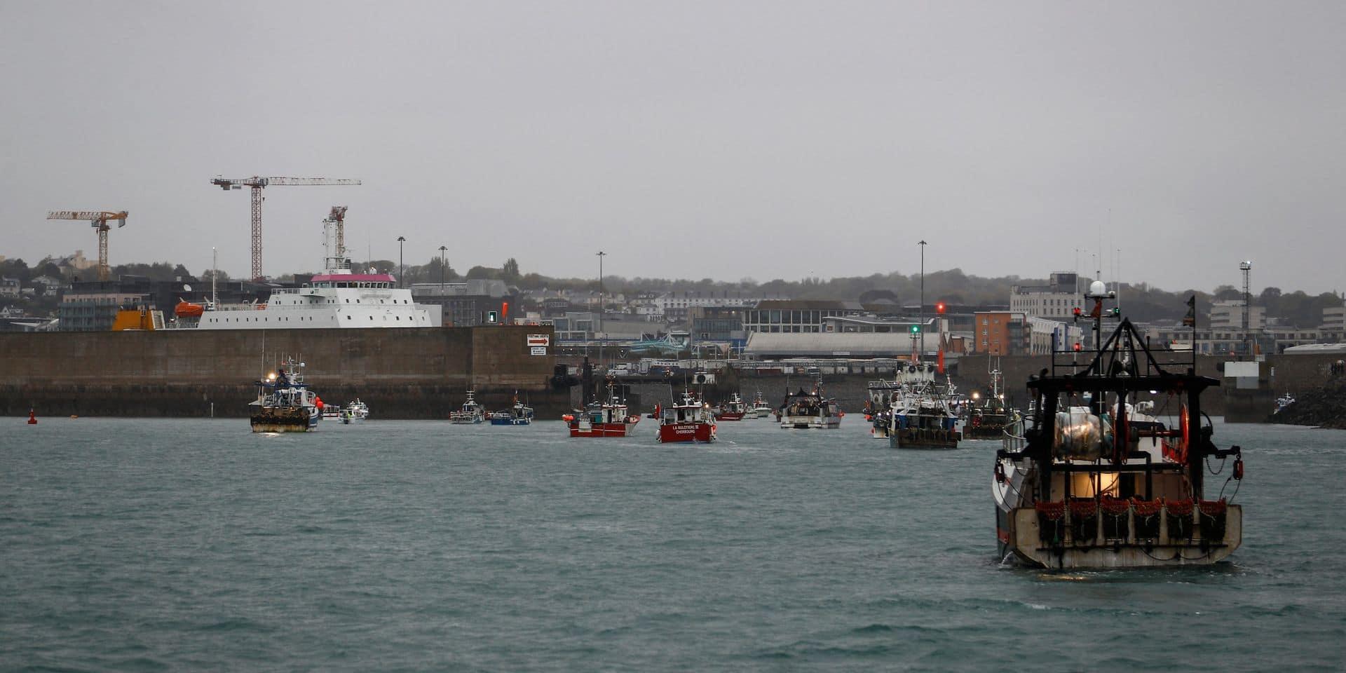 Pêche post-Brexit: les pêcheurs français quittent les eaux de Jersey