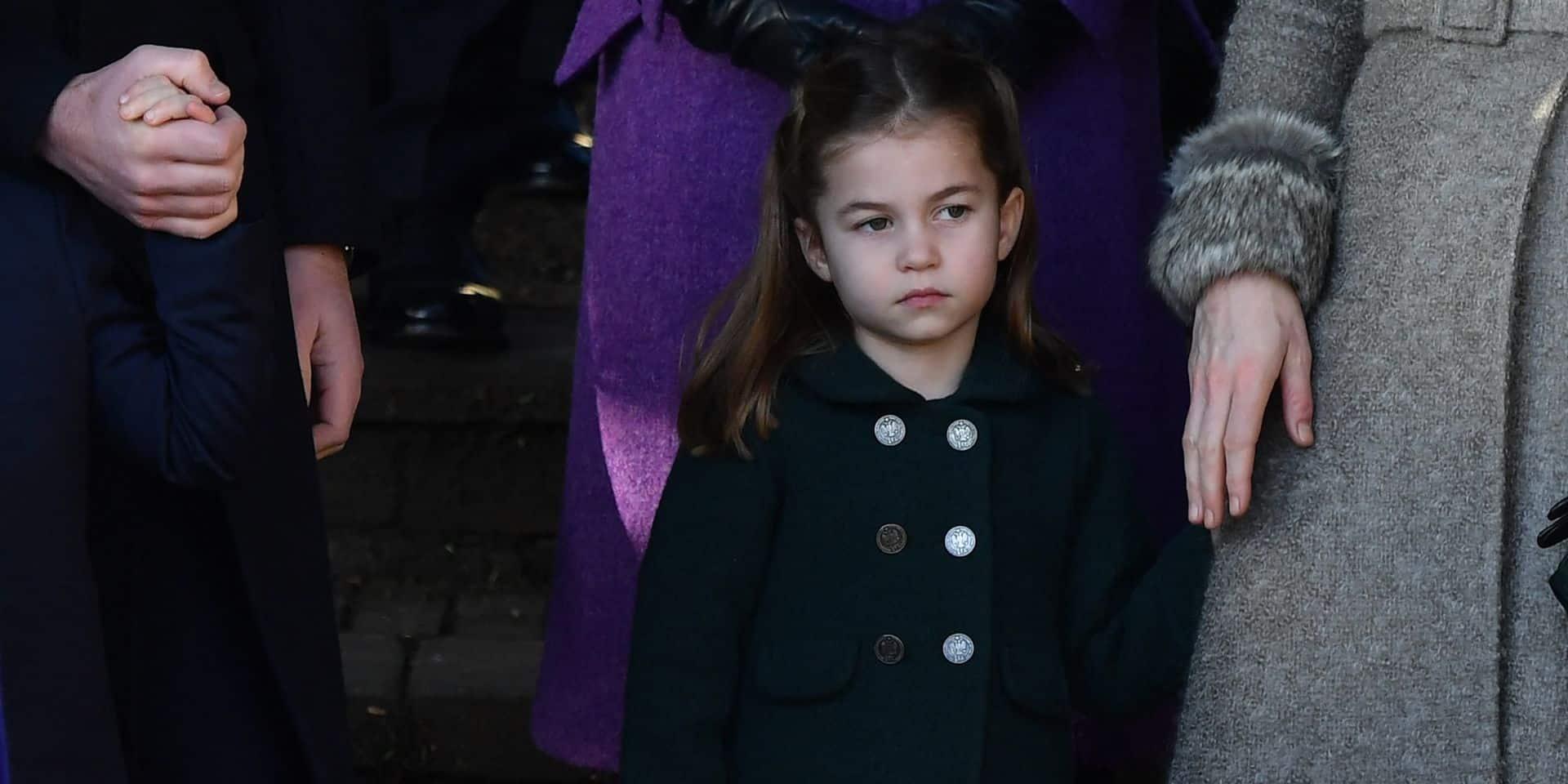L'encas préféré de la princesse Charlotte est particulièrement raffiné pour une fille de 6 ans