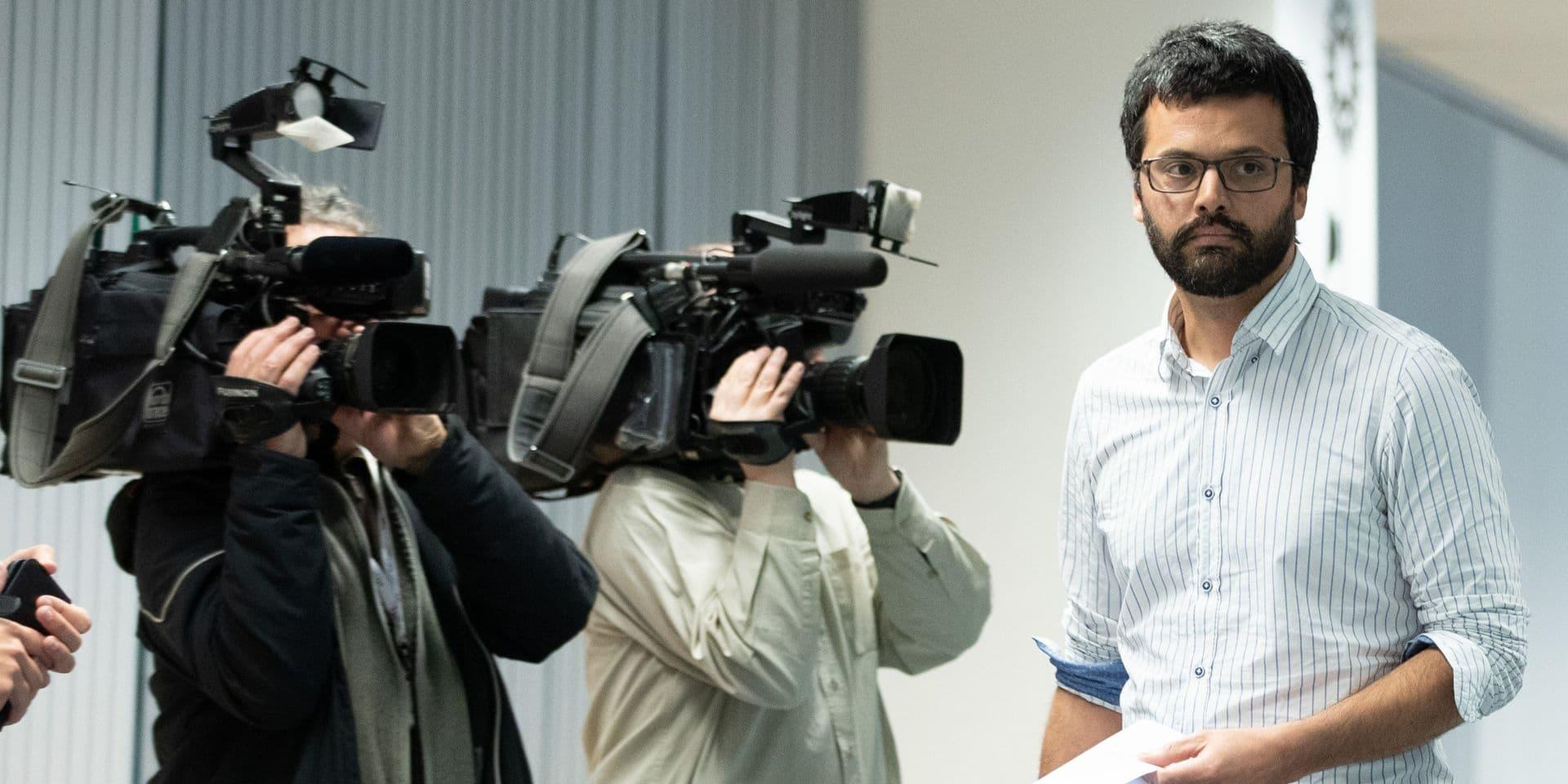 Coronavirus : Emmanuel André plaide pour plus de transparence après le Comité de concertation