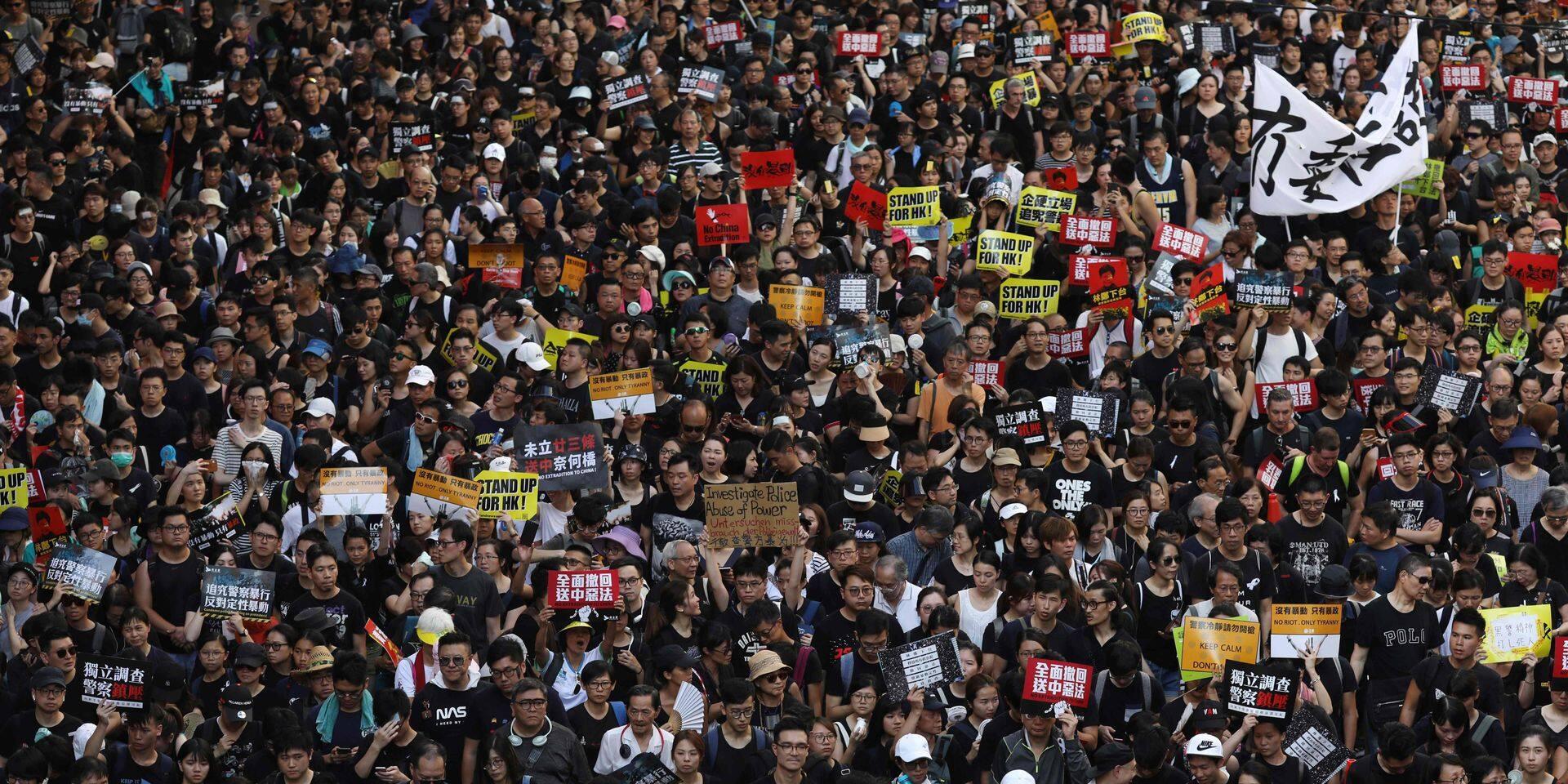 Édito: à Hong Kong, une jeunesse insoumise