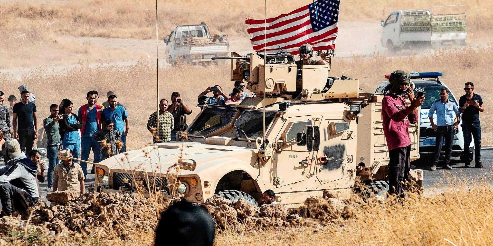 Les djihadistes européens, le sujet qui irrite Donald Trump