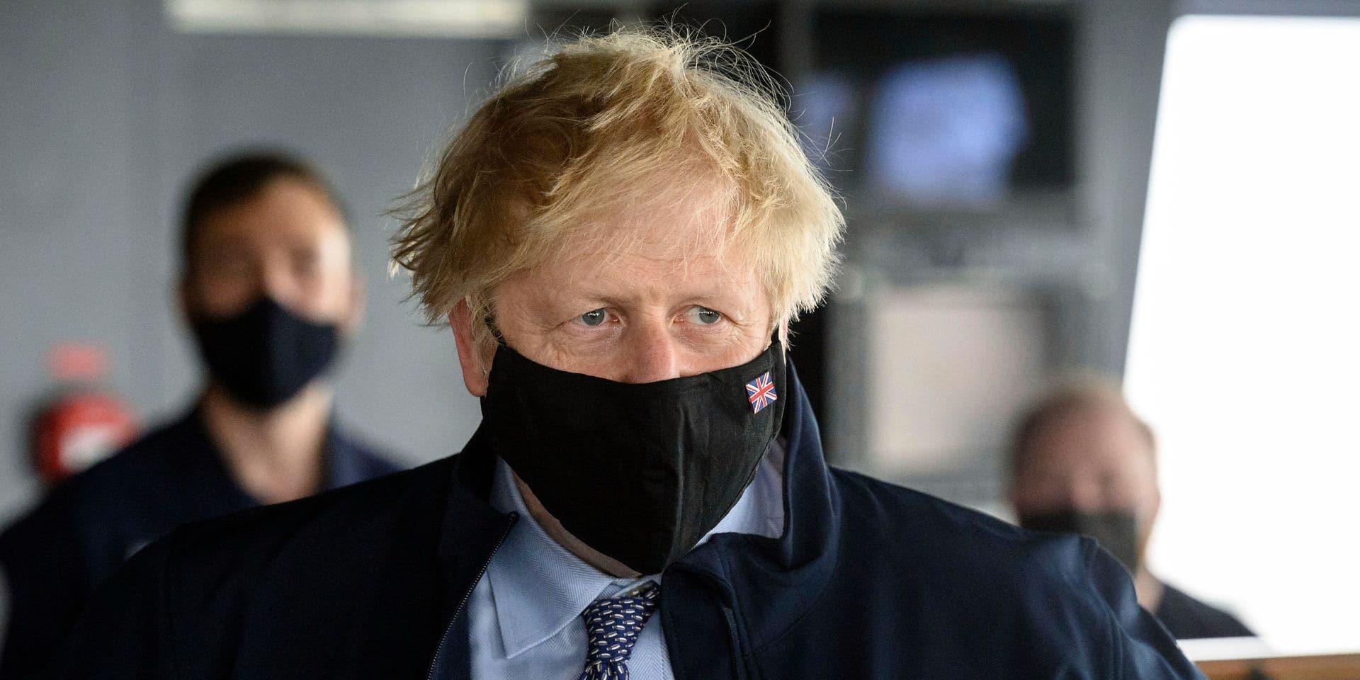 Le Premier ministre britannique Boris Johnson devrait se marier en juilllet 2022