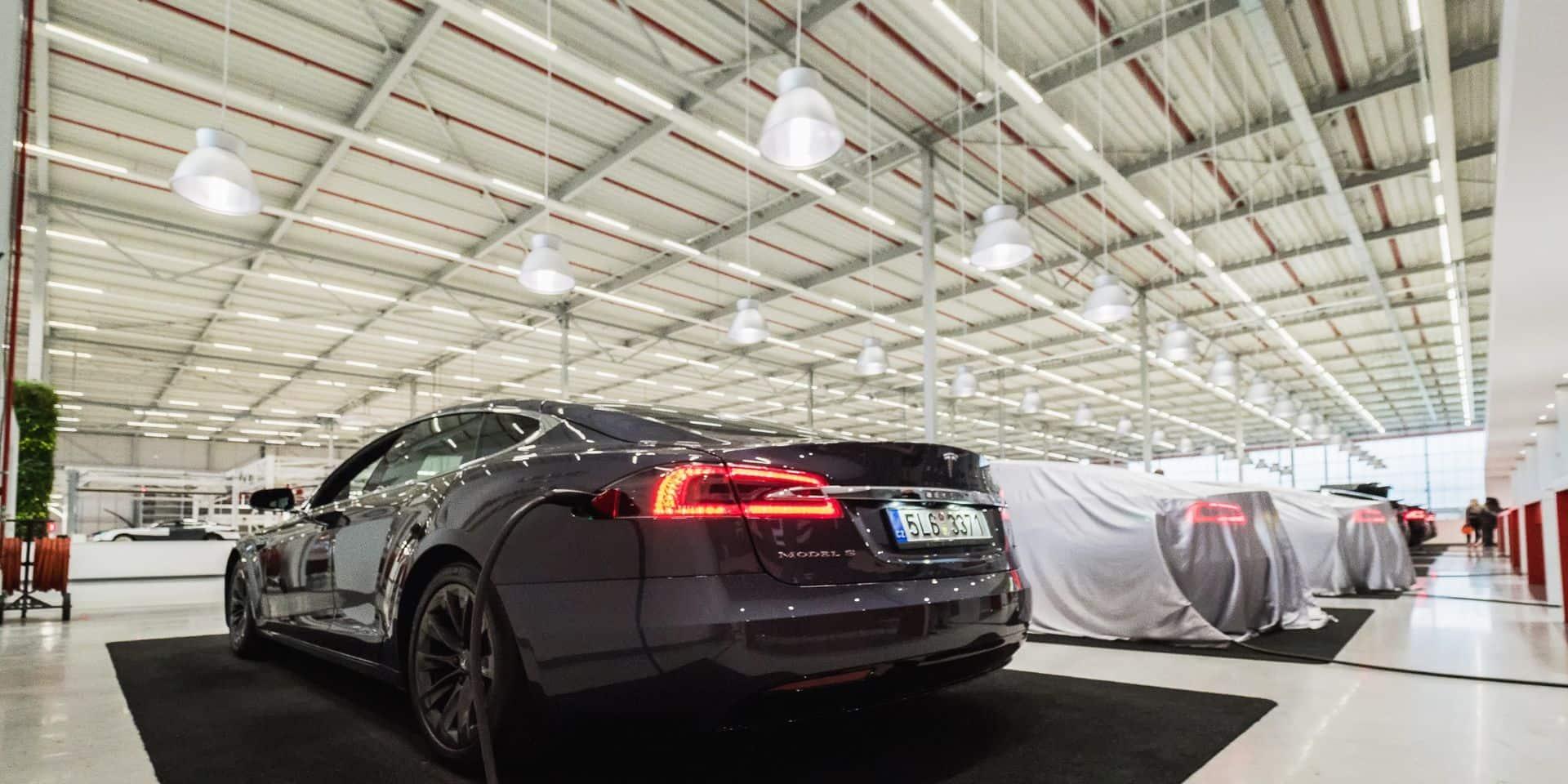 Tesla va produire à Berlin des éléments de batterie apportant 16 % d'autonomie en plus