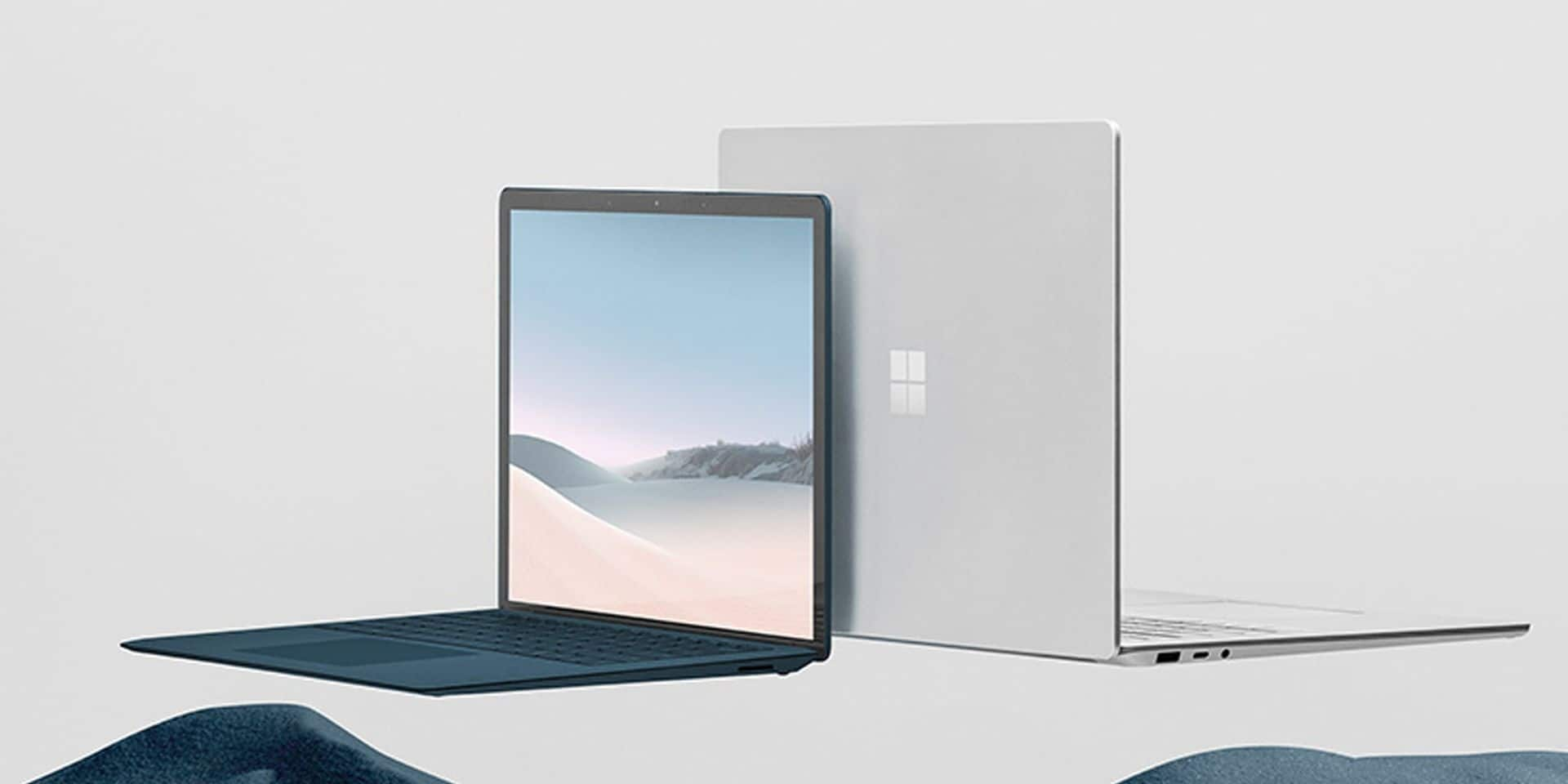 Test du portable Microsoft Surface Laptop 3, un petit air d'Apple