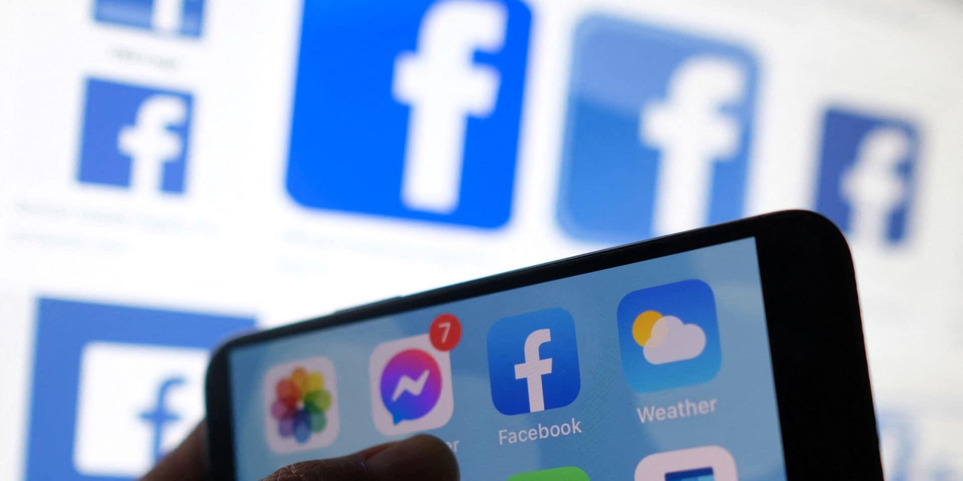 Fuite des données de 530 millions d'utilisateurs : un email interne montre que Facebook a ignoré le problème pendant deux ans