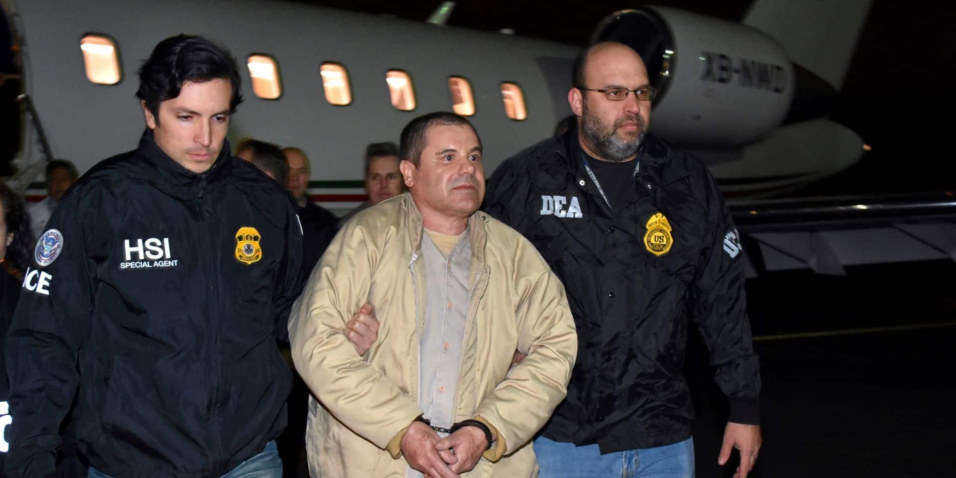 Ranchs, résidences balnéaires, jets privés : El Chapo a vécu comme un pacha