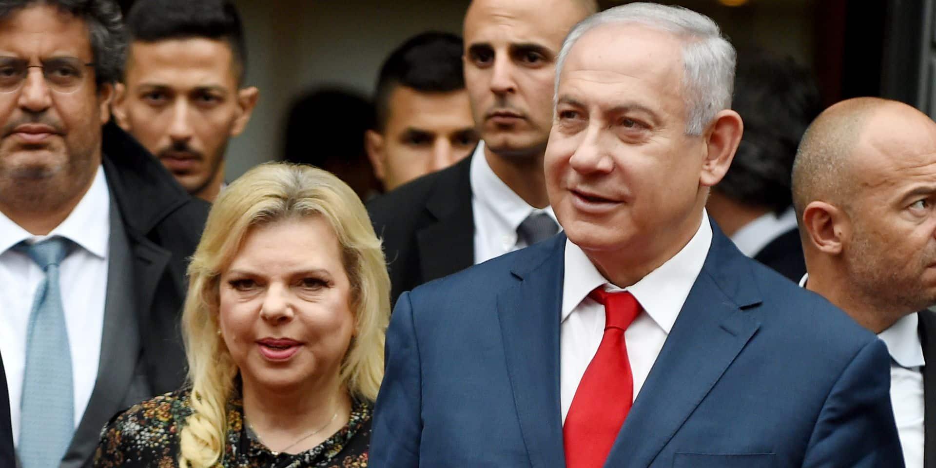 """Israël: Sara Netanyahu, l'épouse du Premier ministre, inculpée pour """"fraude"""""""