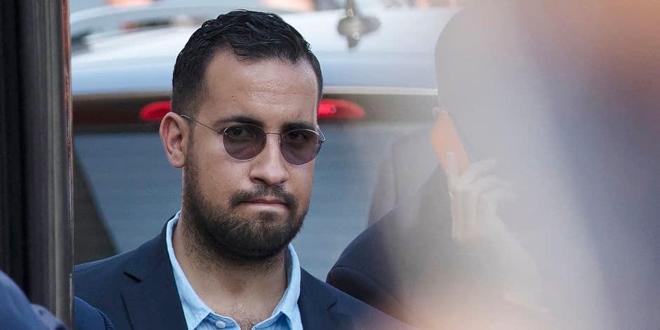Sénat : Alexandre Benalla et Vincent Crase officiellement convoqués le 19 septembre